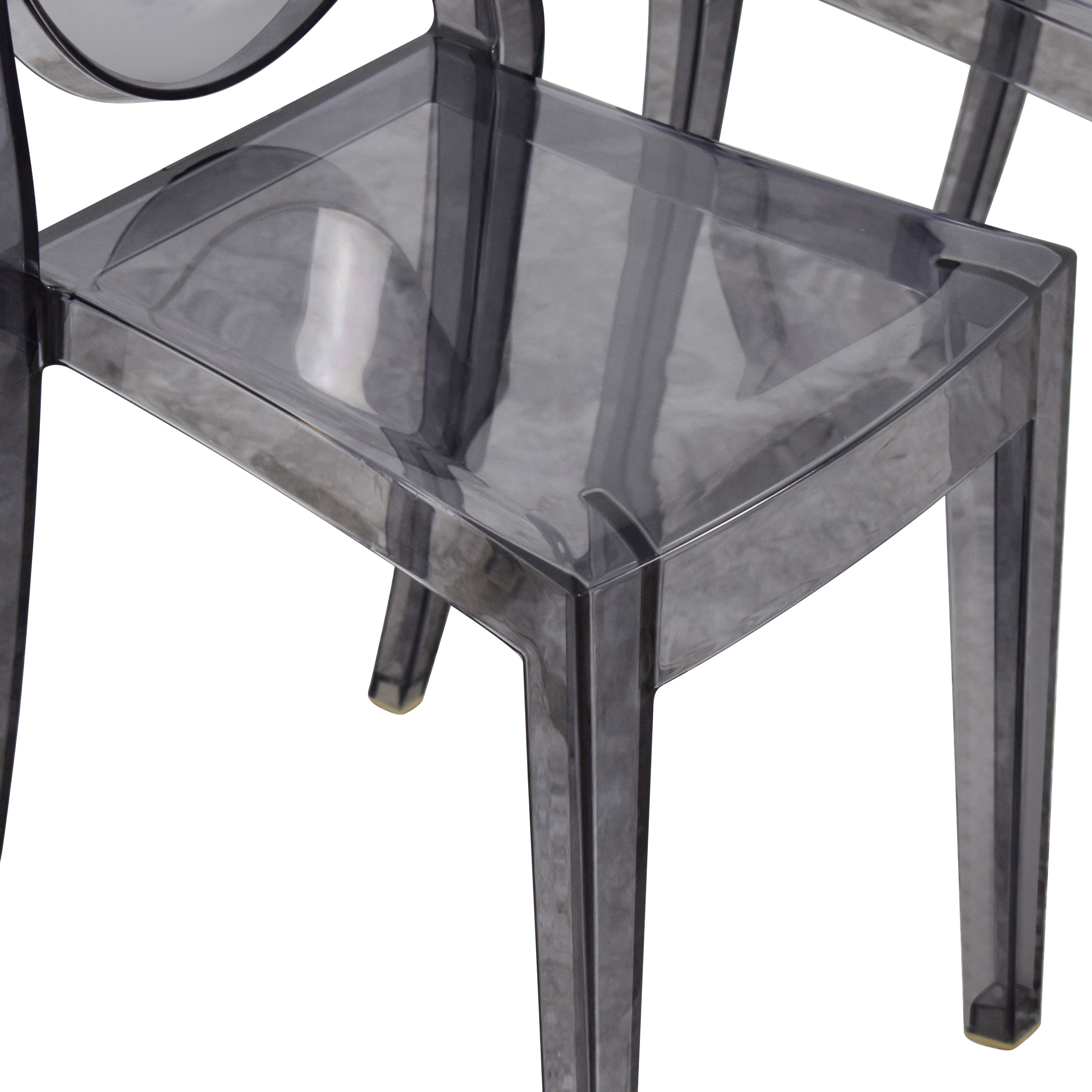 Kartell Design Within Reach Kartell Victoria Ghost Chairs on sale