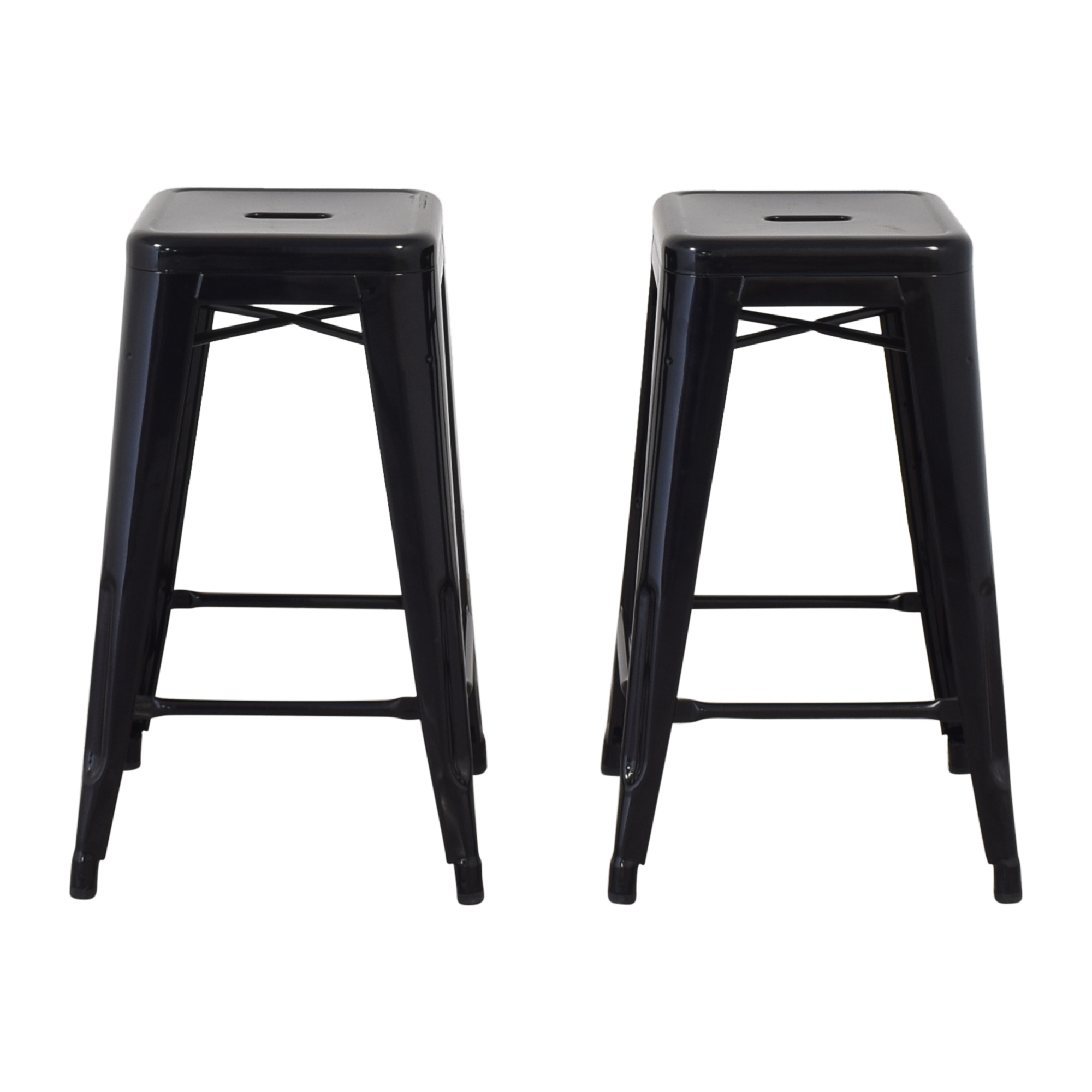 Design Within Reach Design Within Reach Tolix Marais Counter Stools coupon