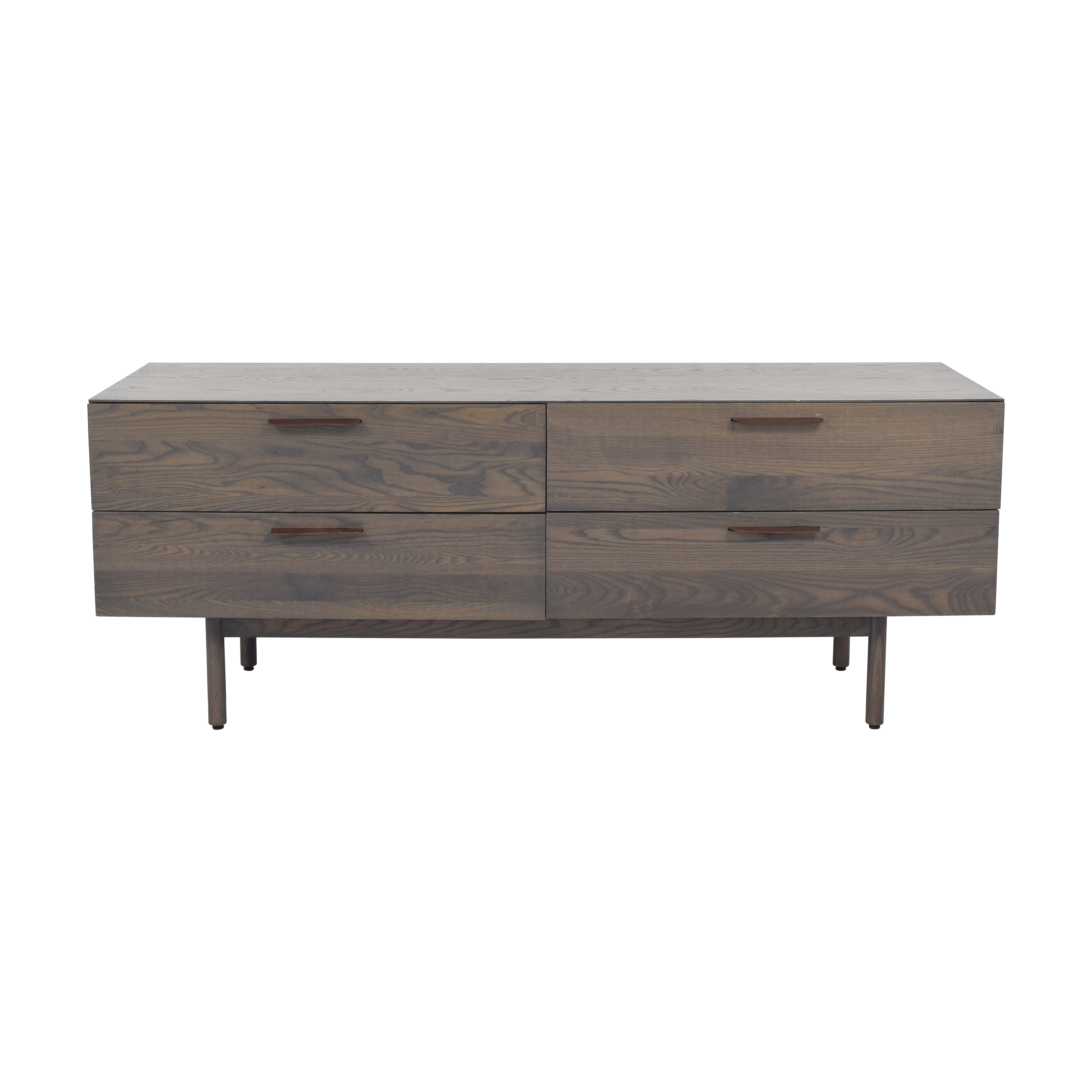 shop Blu Dot Shale 4 Drawer Dresser Blu Dot Dressers