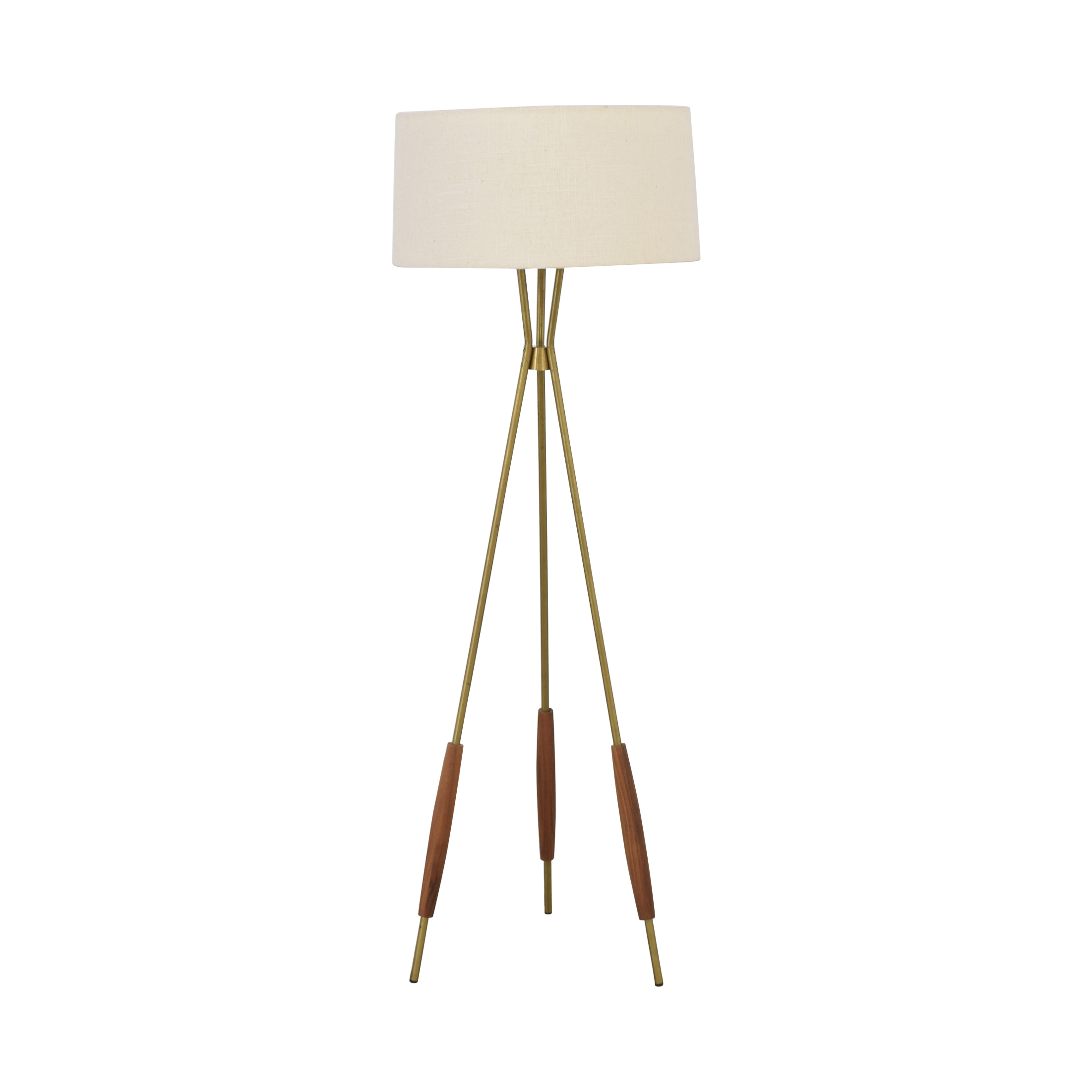 Schoolhouse Electric Mulberry Floor Lamp / Decor