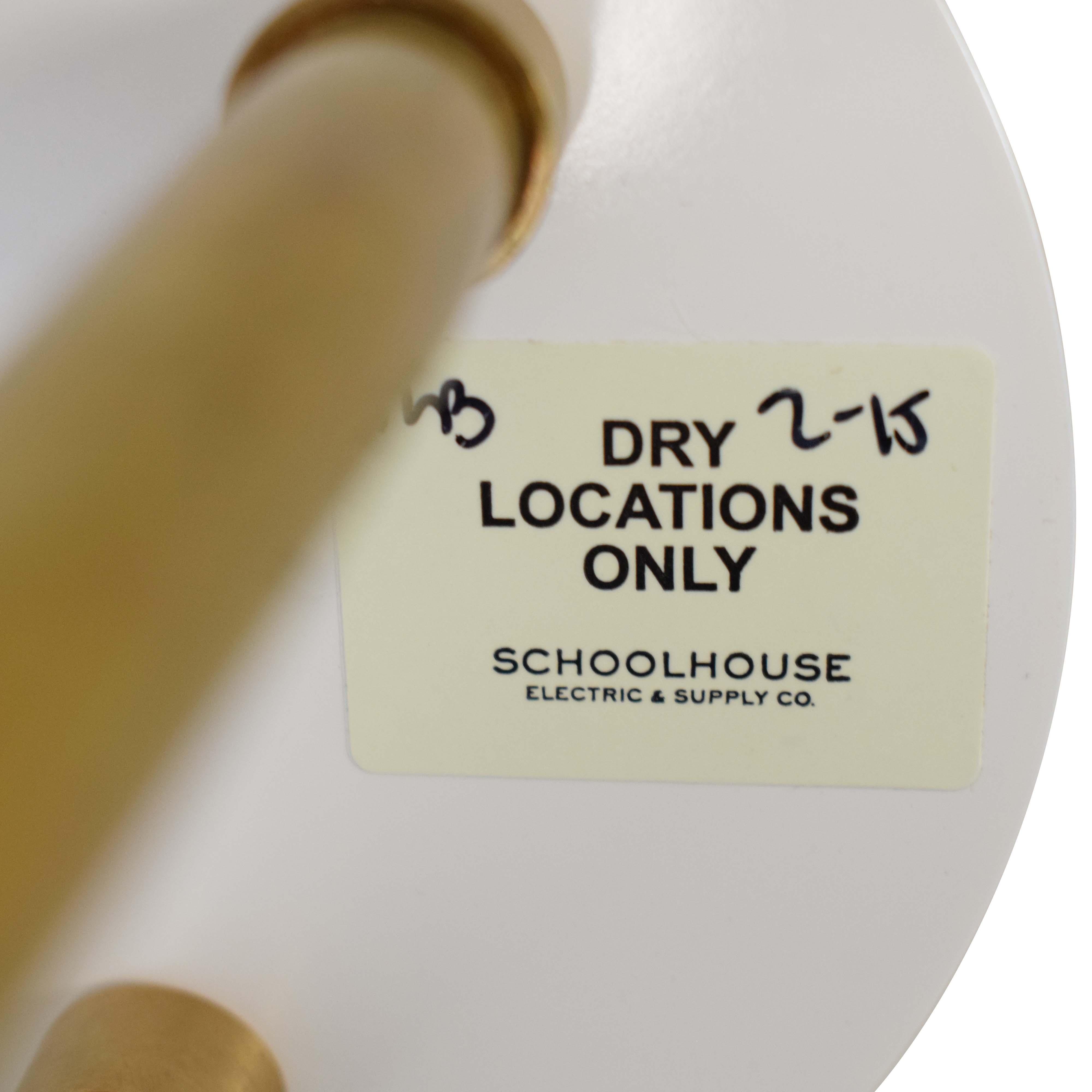 buy Schoolhouse Electric Schoolhouse Electric Mulberry Floor Lamp online