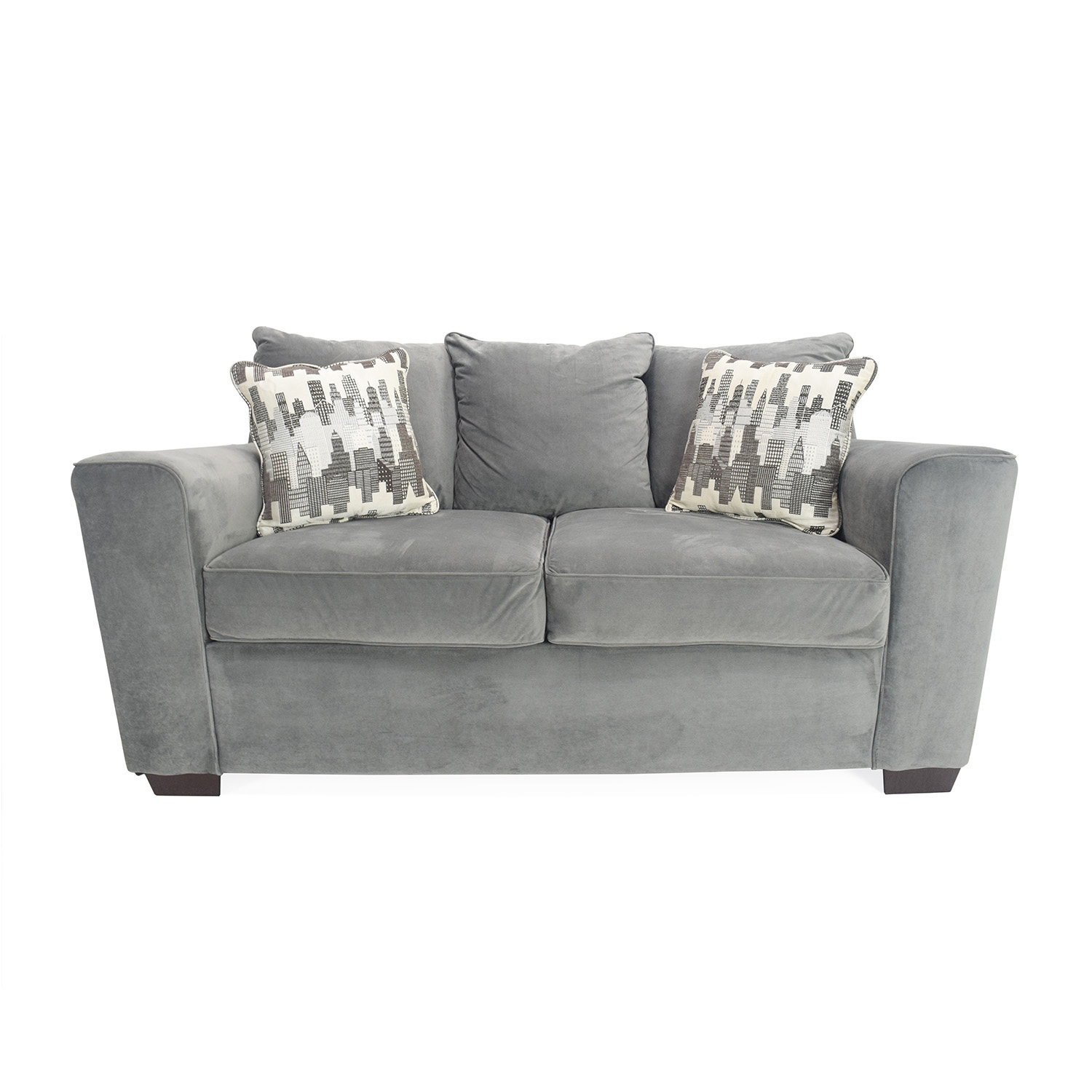 Astounding 62 Off Bobs Discount Furniture Bobs Comfy Loveseat Sofas Gamerscity Chair Design For Home Gamerscityorg