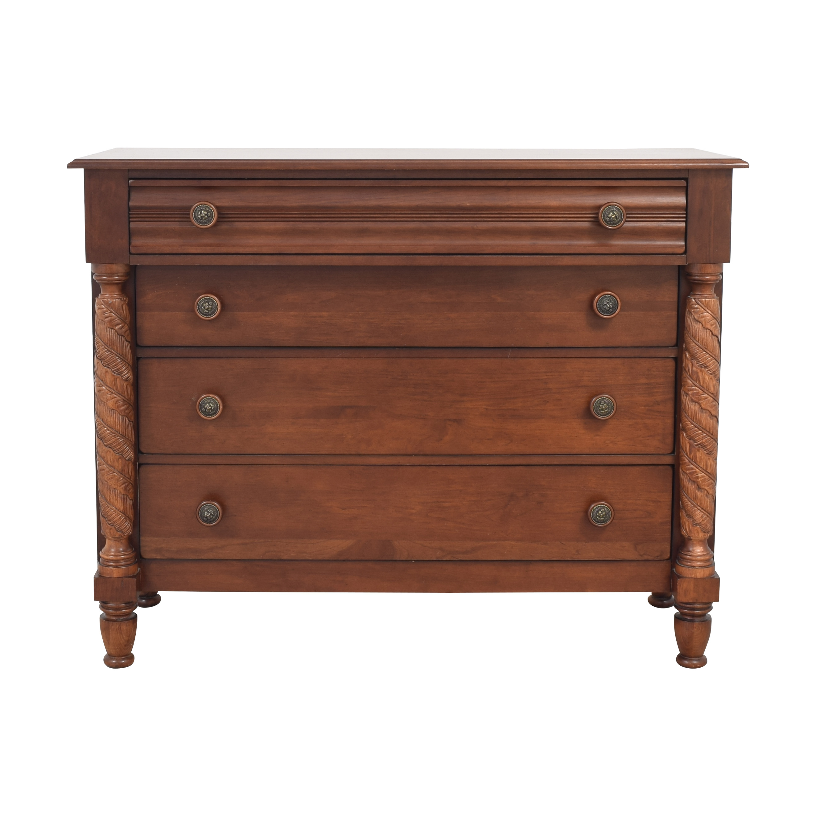 shop Pulaski Croquet Four Drawer Dresser Pulaski Furniture