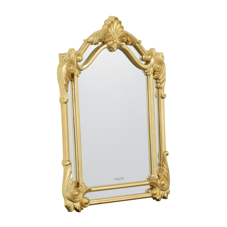 Howard Elliott Howard Elliot Vintage Leaf Mirror used