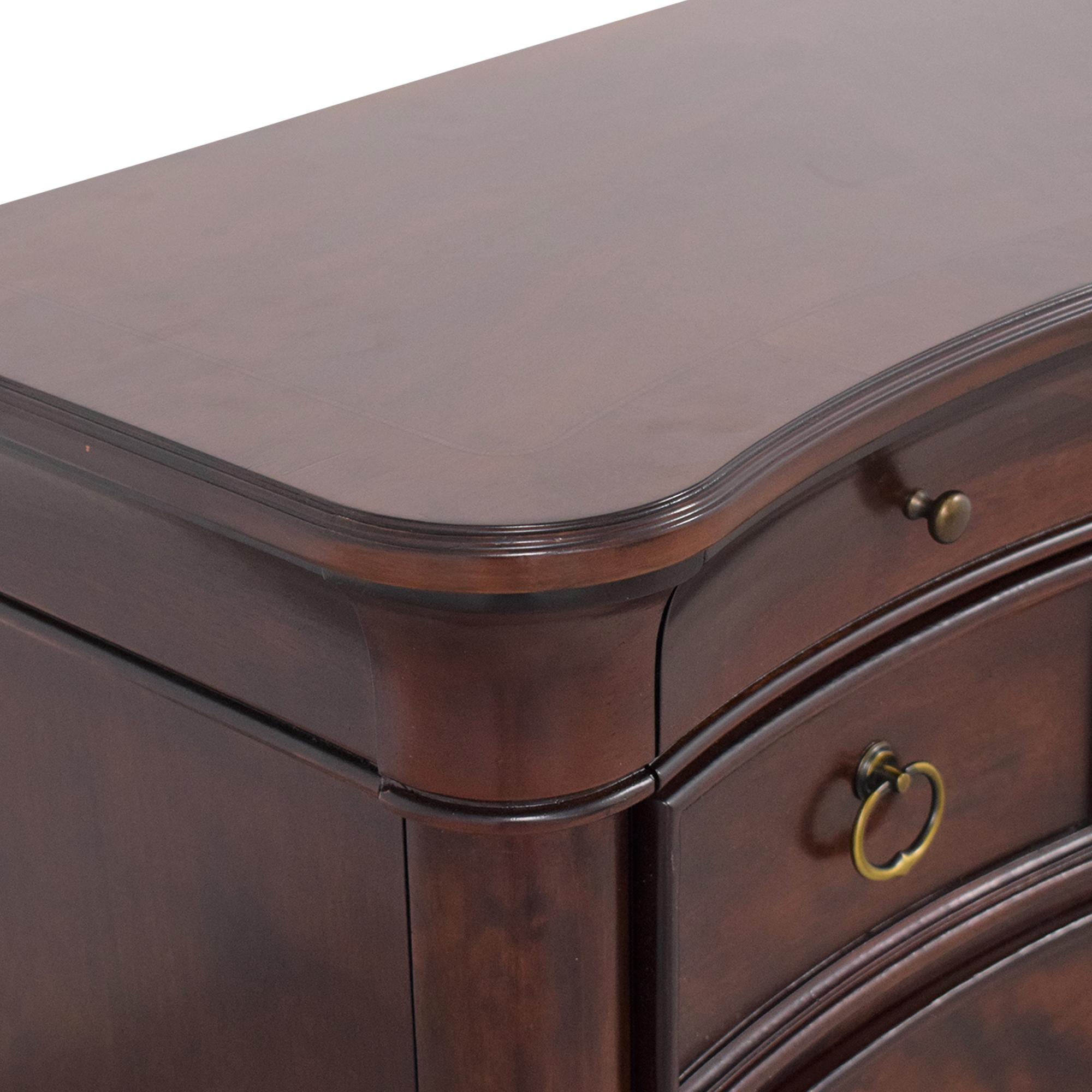 Macy's Bordeaux II Ten Drawer Dresser / Dressers