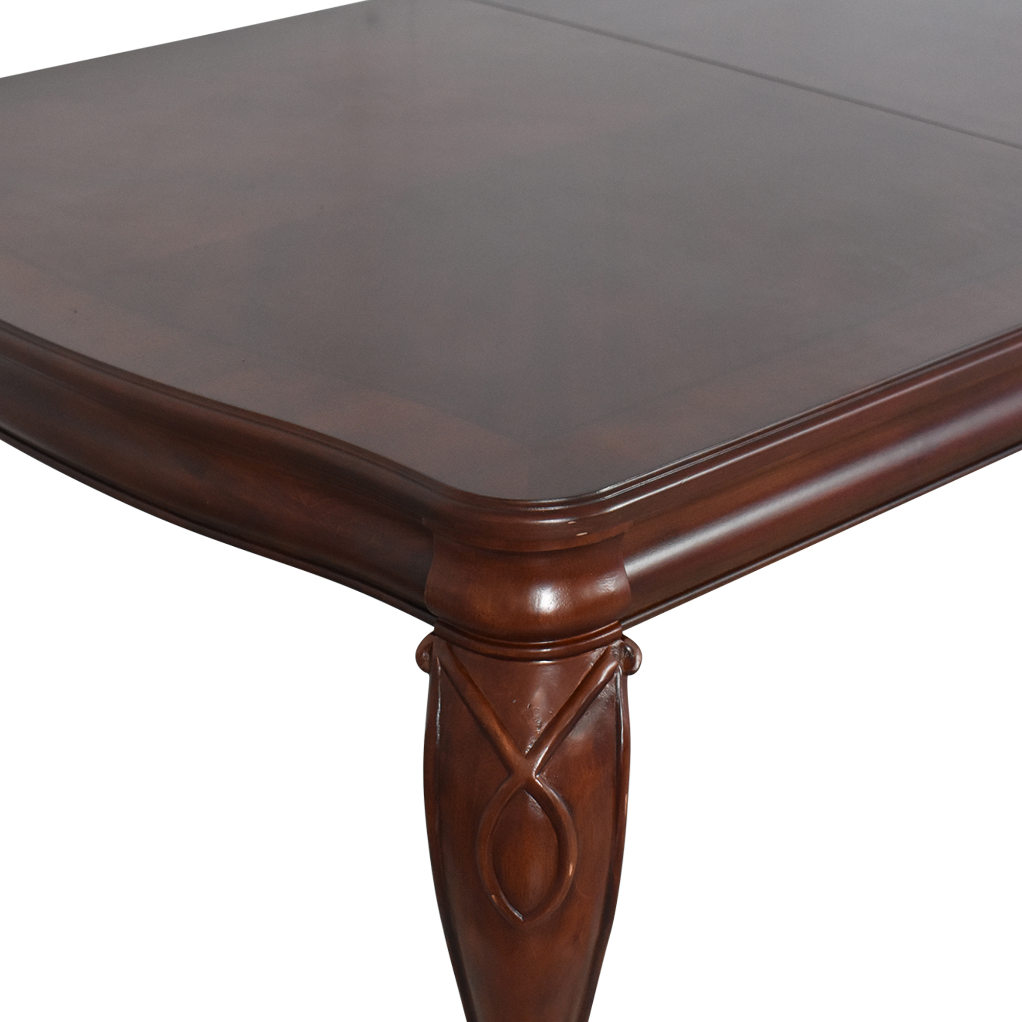 Macy's Macy's Bordeaux II Dining Table dimensions