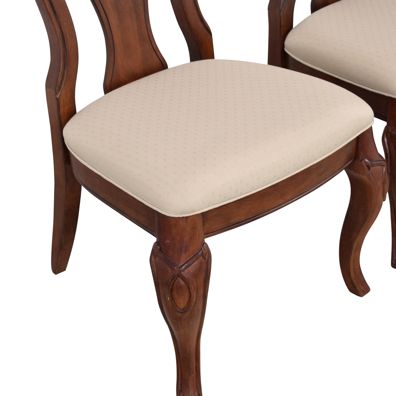 Macy's Macys Bordeaux Dining Chairs ma
