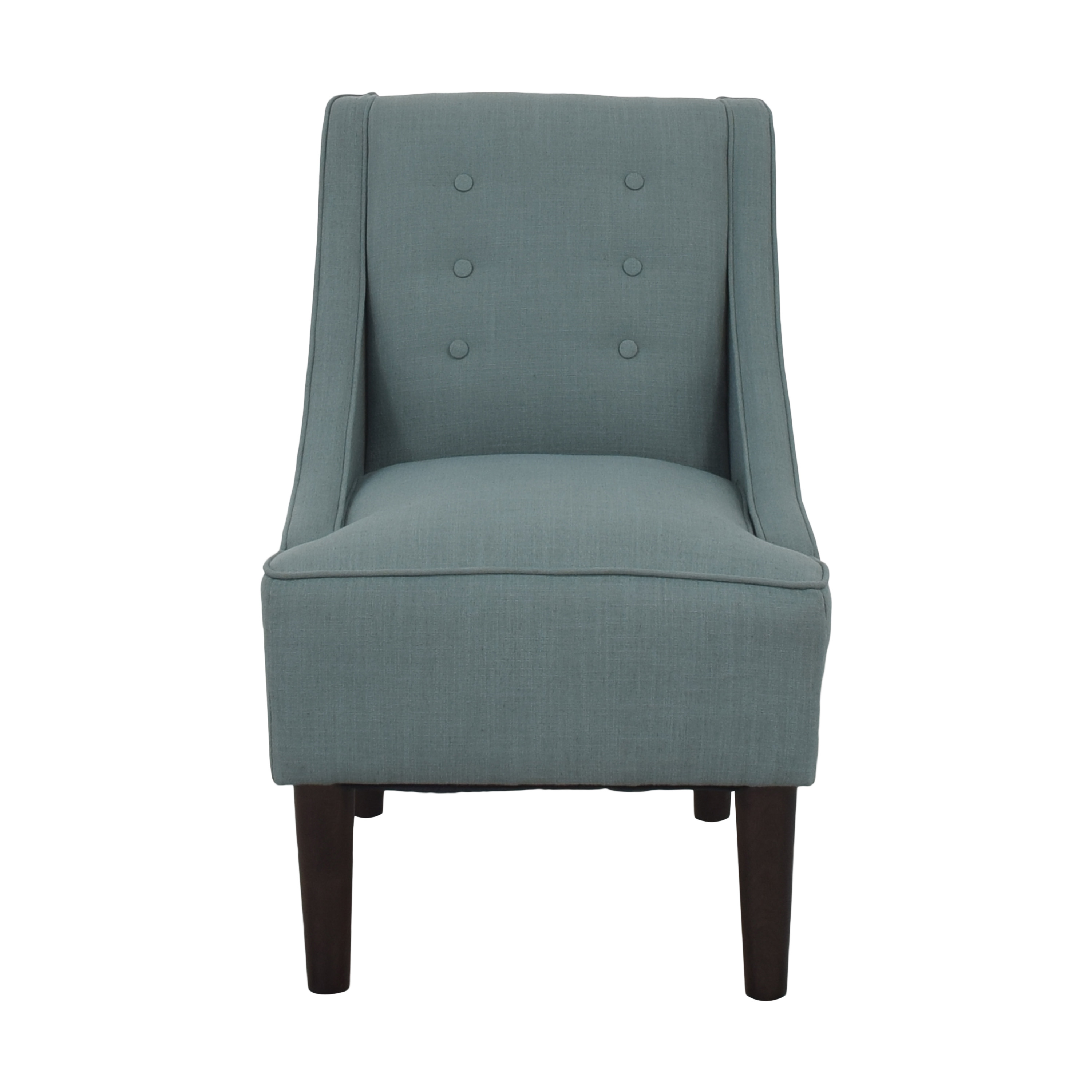 Threshold Swoop Arm Chair / Accent Chairs