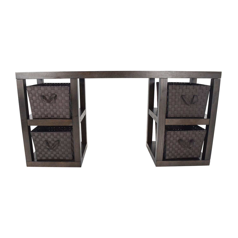 buy West Elm West Elm Wooden Desk online