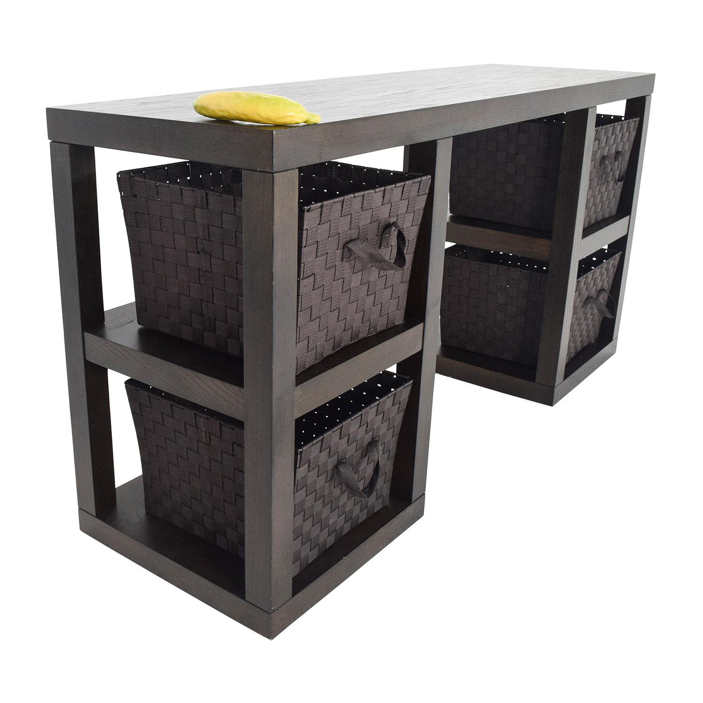 West Elm West Elm Wooden Desk nj