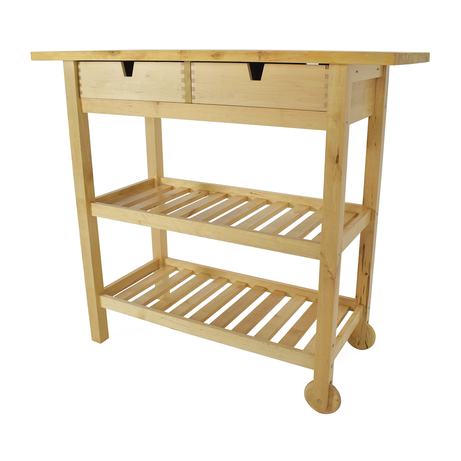 Ikea Tables Kitchen: IKEA Forhoja Kitchen Cart / Tables