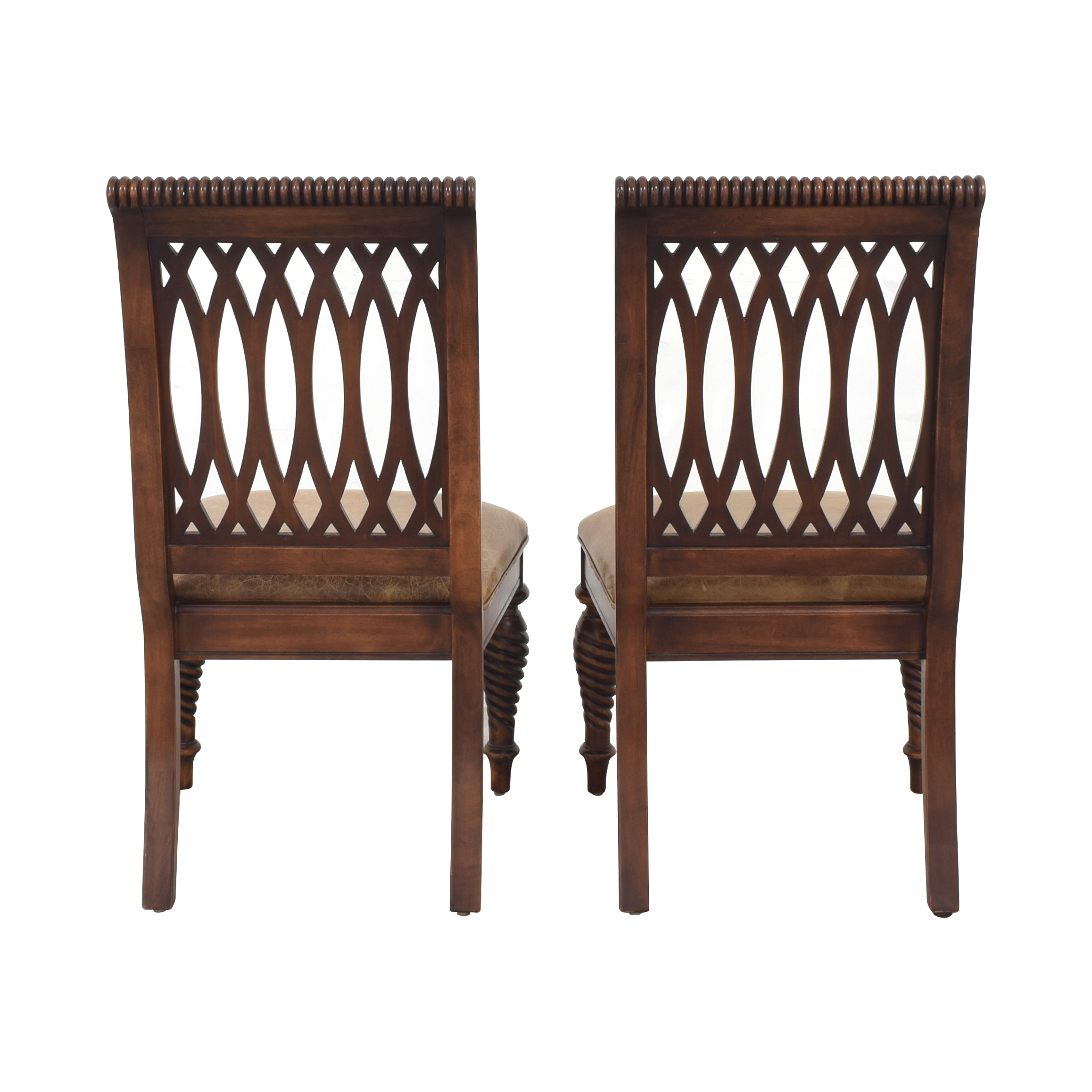 Bernhardt Upholstered Dining Chairs Bernhardt