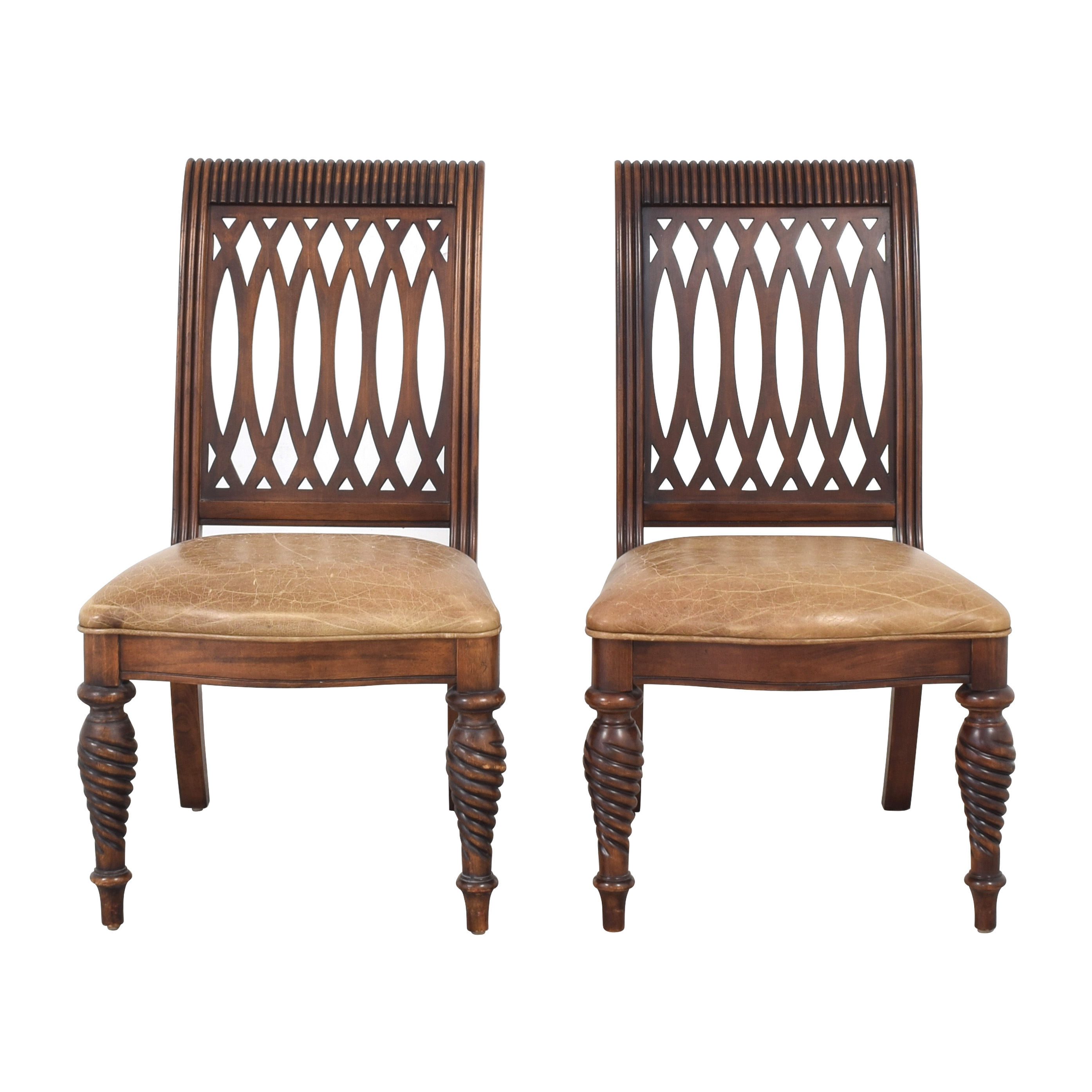 shop Bernhardt Upholstered Dining Chairs Bernhardt Accent Chairs