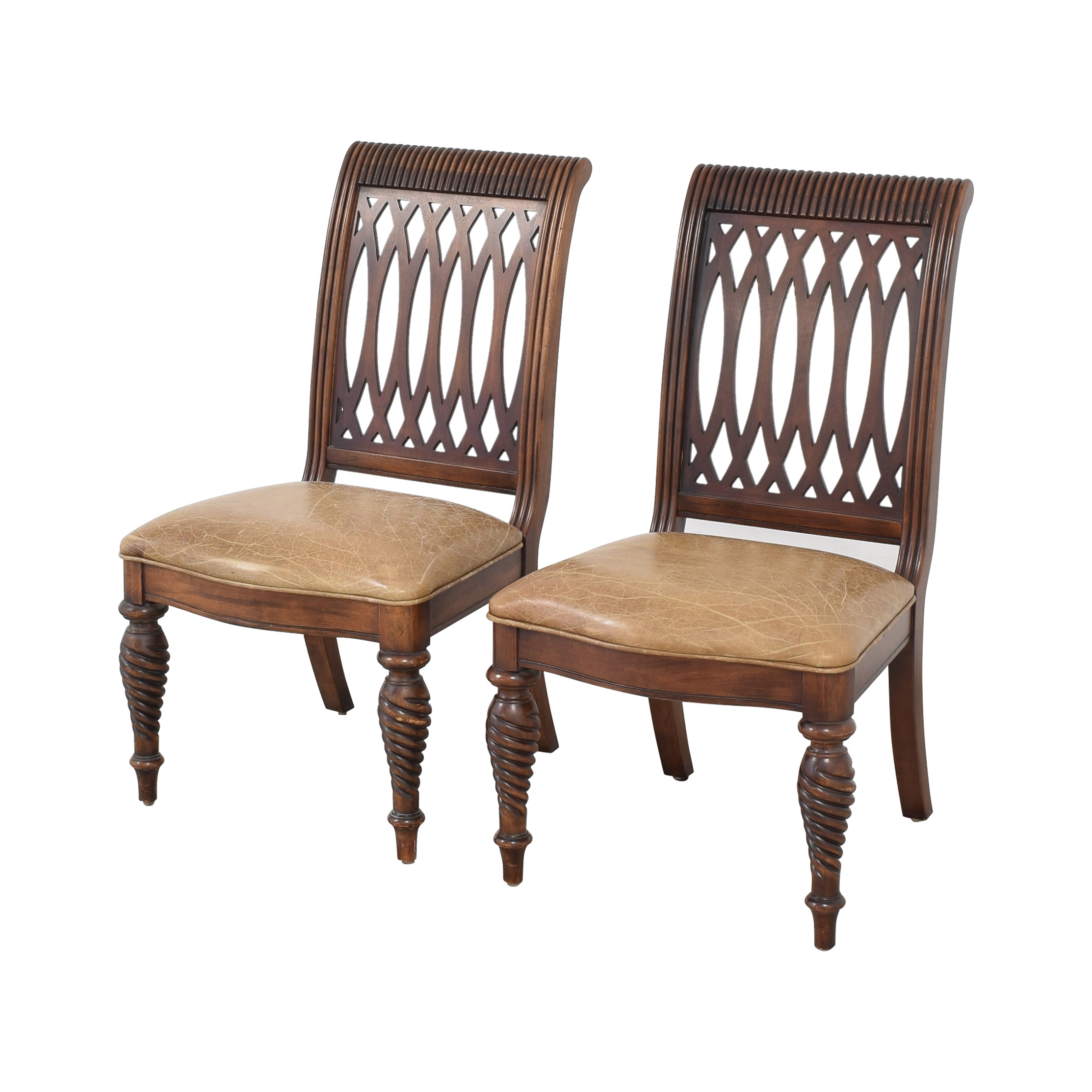 buy Bernhardt Bernhardt Upholstered Dining Chairs online