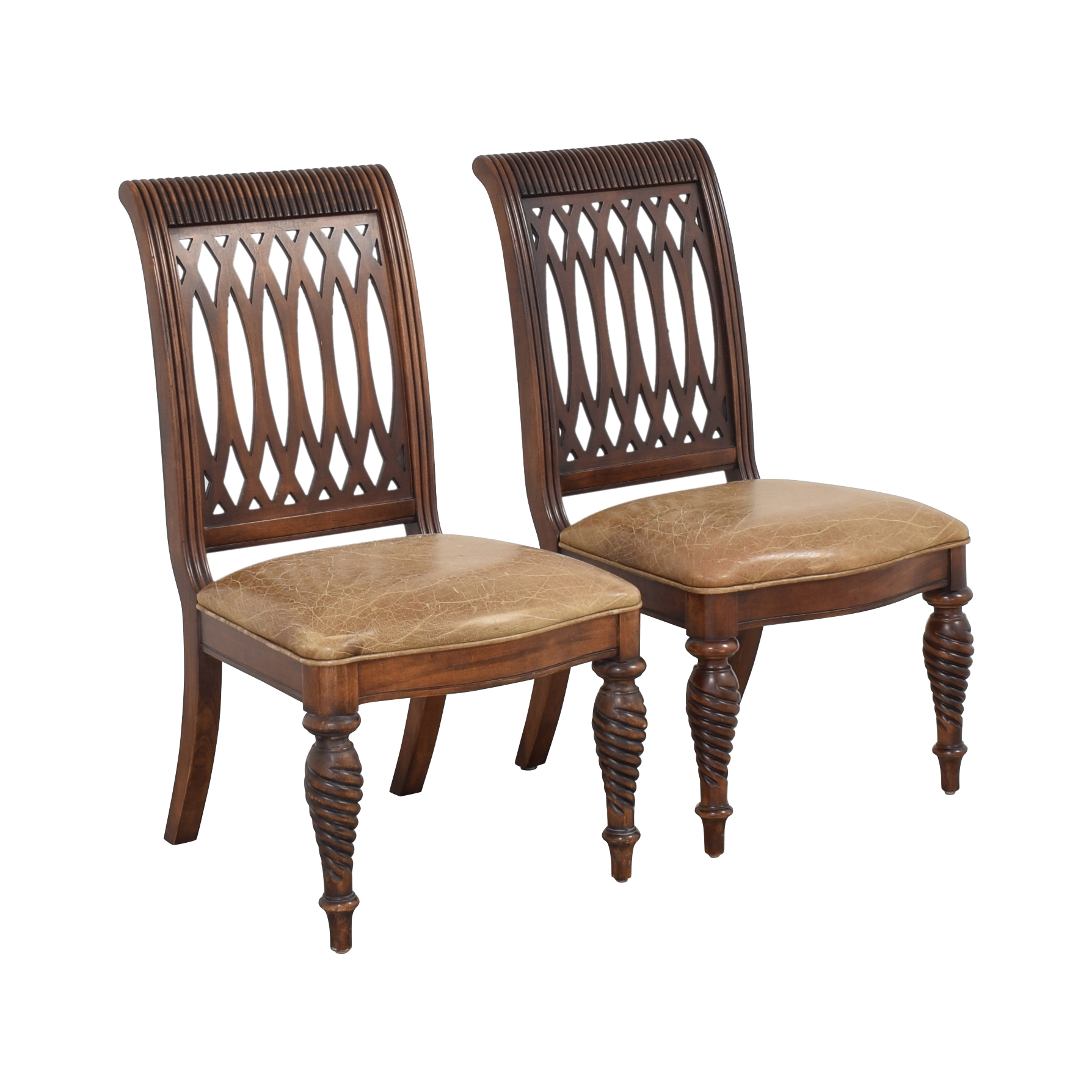 Bernhardt Bernhardt Upholstered Dining Chairs on sale