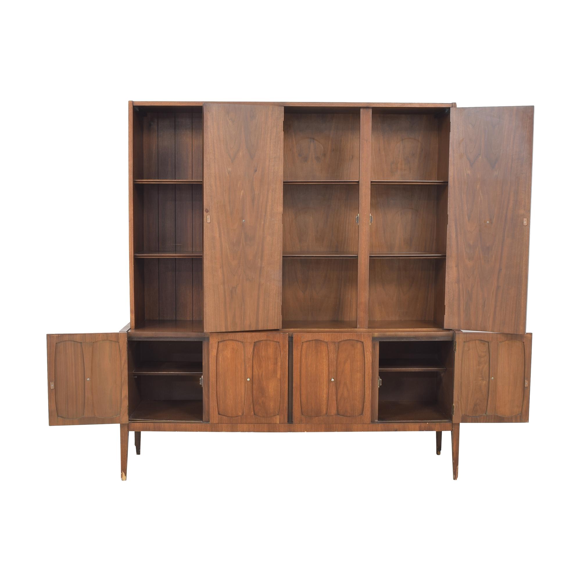 Mid Century Multipurpose Storage Cabinet price