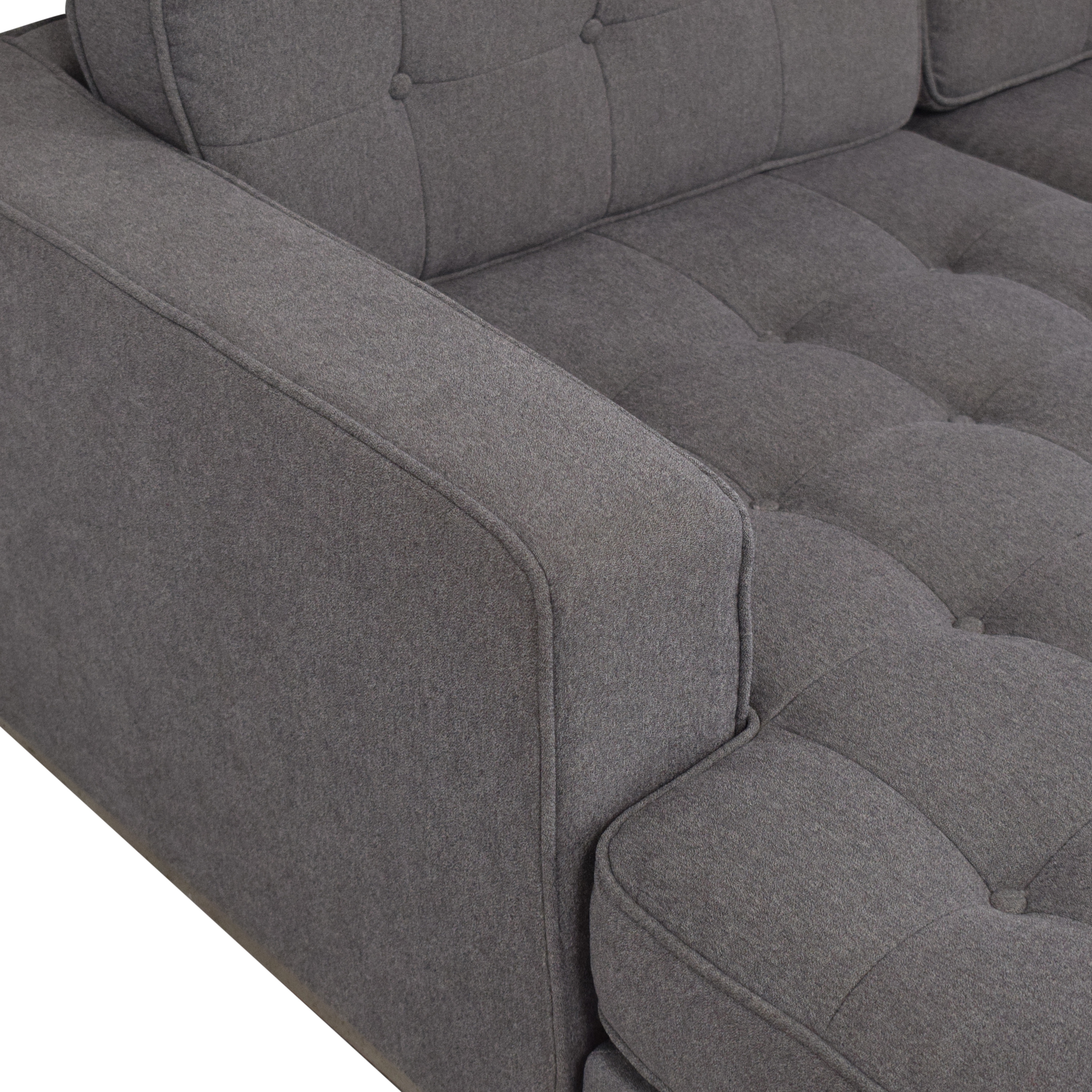 Gus Modern Gus Modern Chaise Sectional coupon