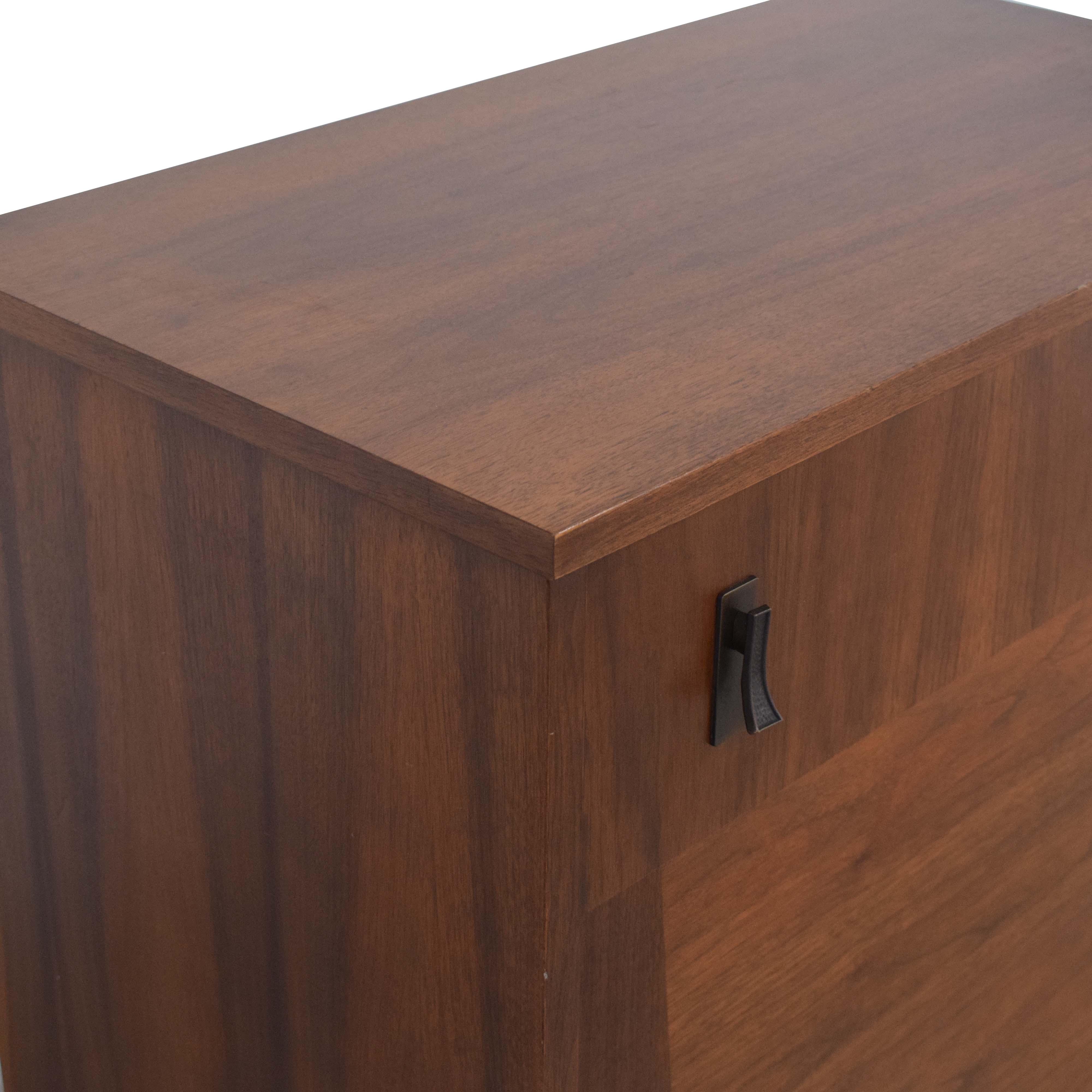 Mid Century Modern Tallboy Dresser nyc