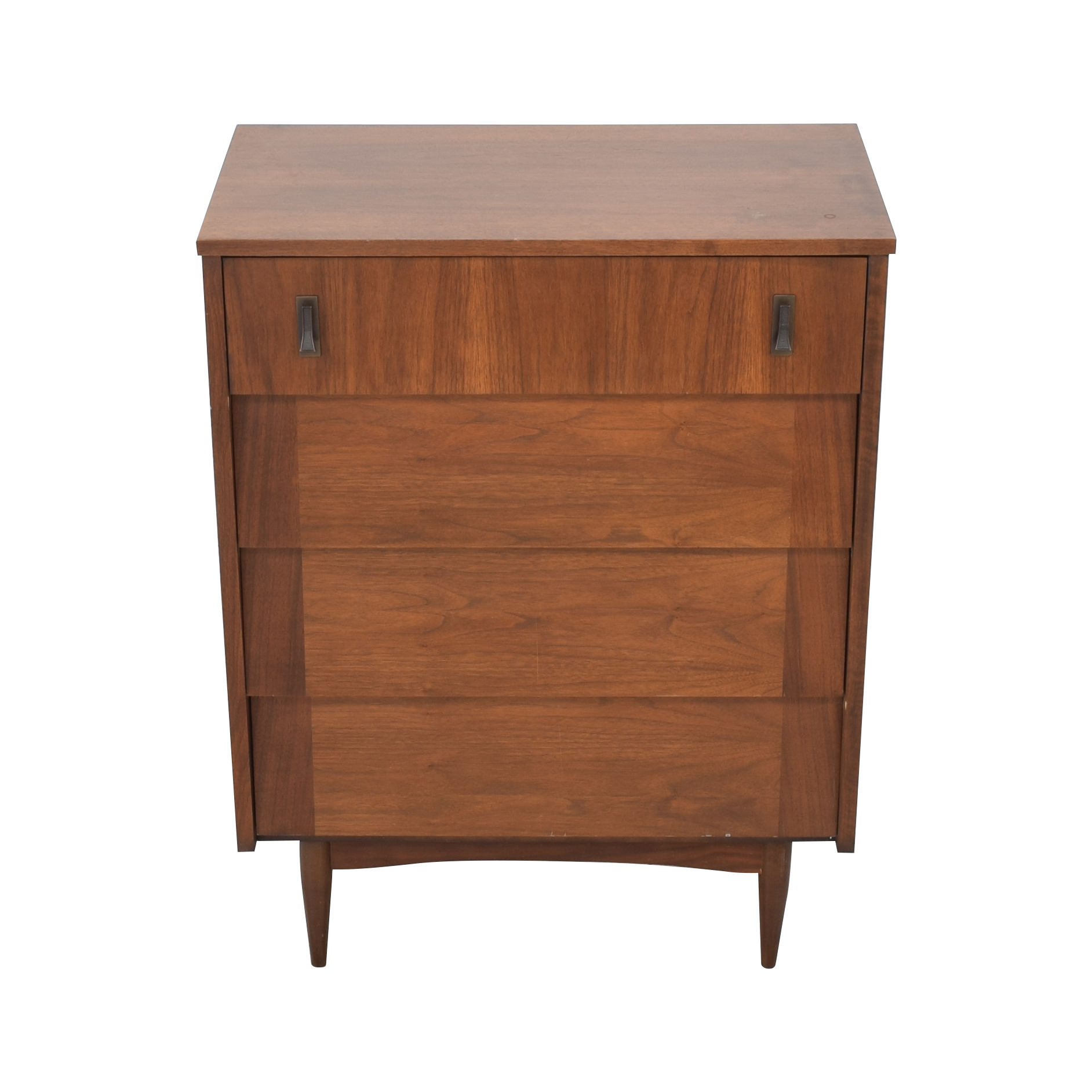 Mid Century Modern Tallboy Dresser pa