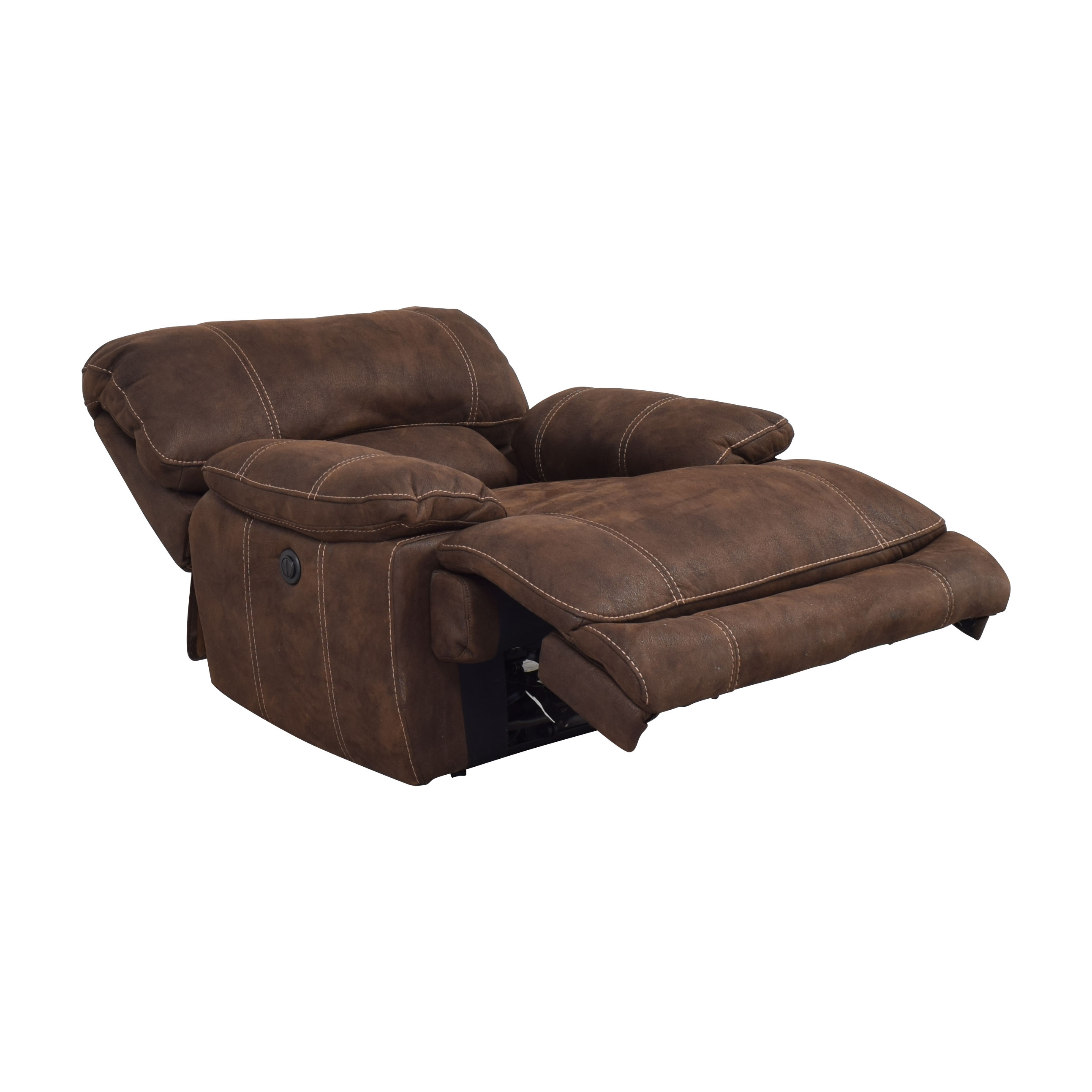 Macy's Macy's Upholstered Recliner Chairs