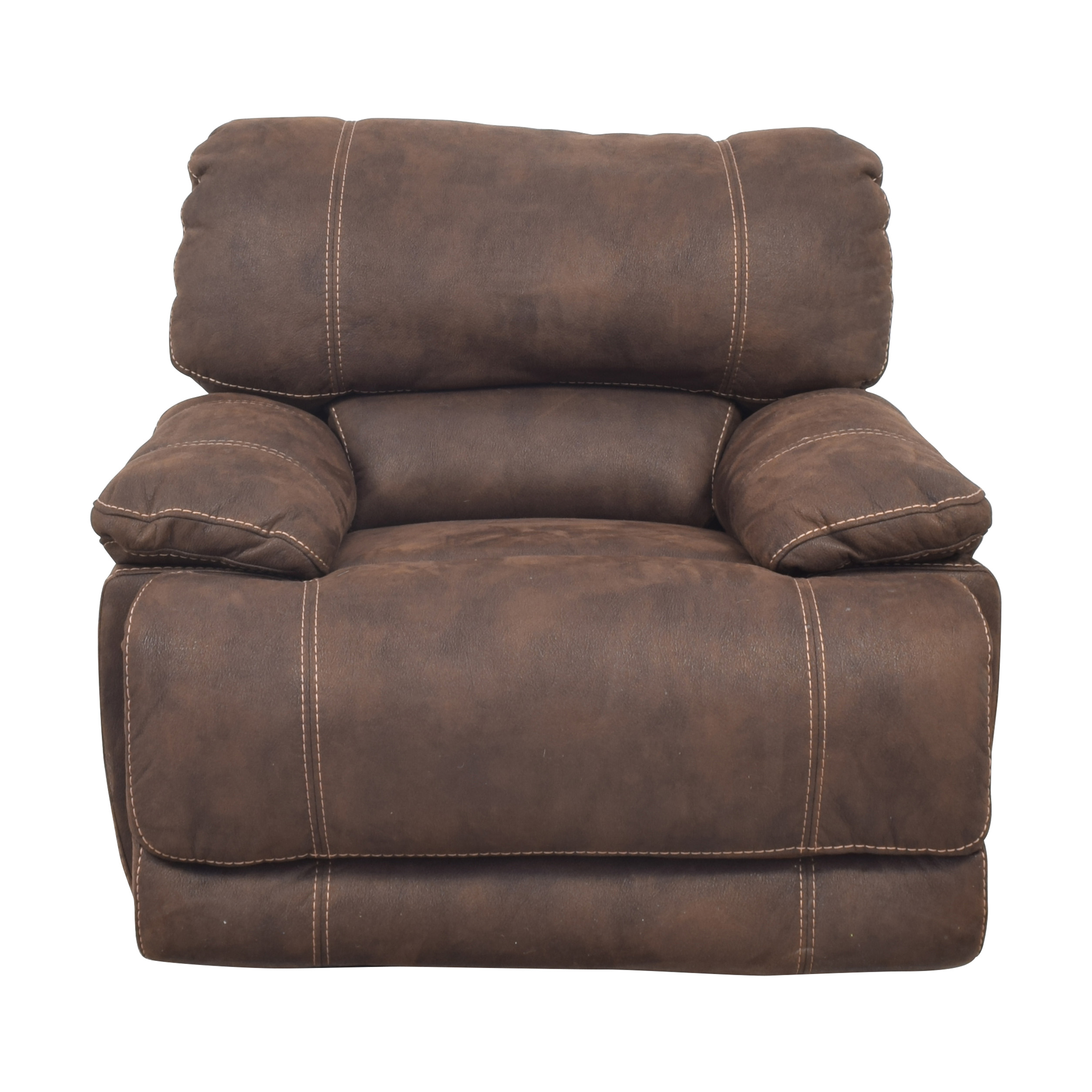 Macy's Macy's Upholstered Recliner discount