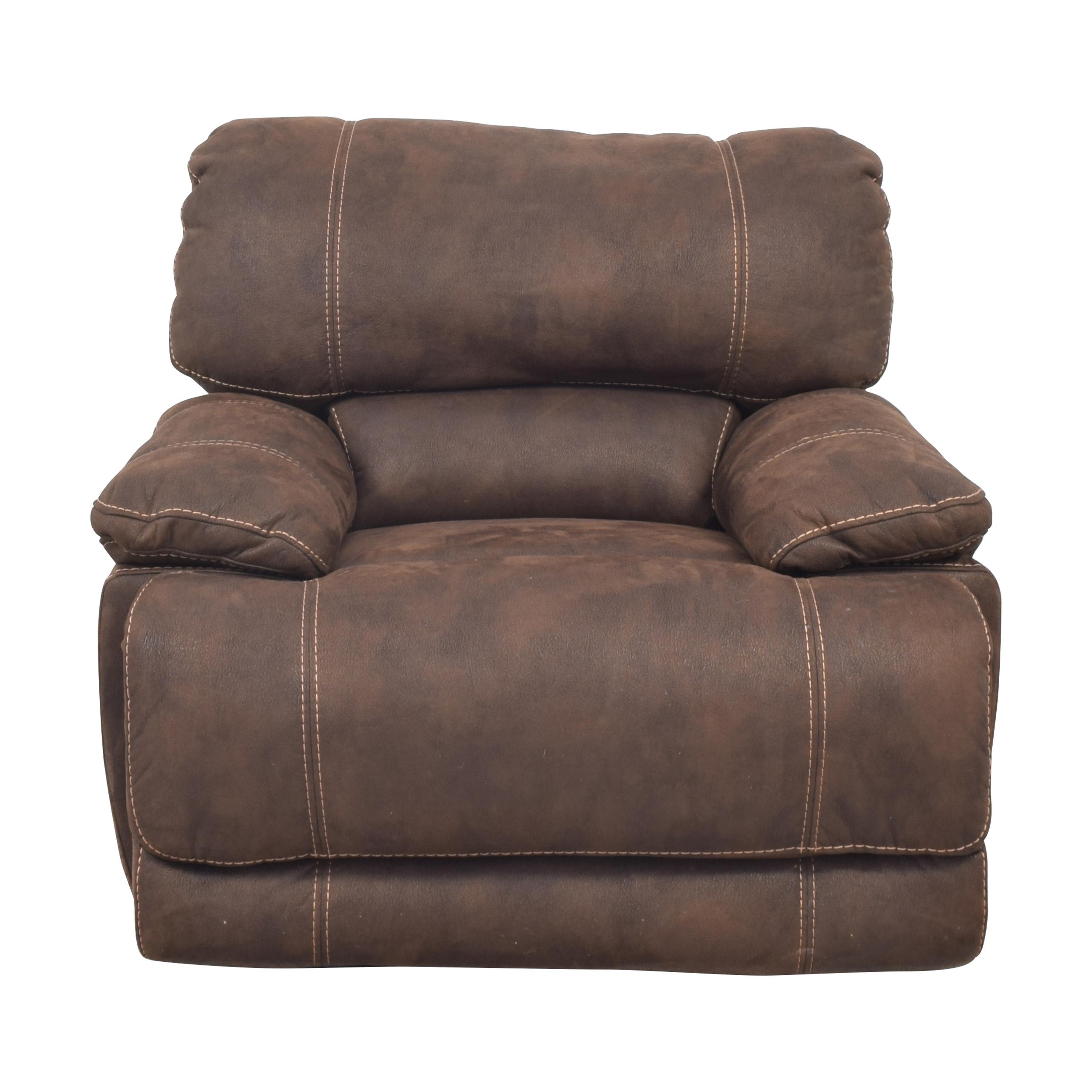Macy's Macy's Upholstered Recliner price
