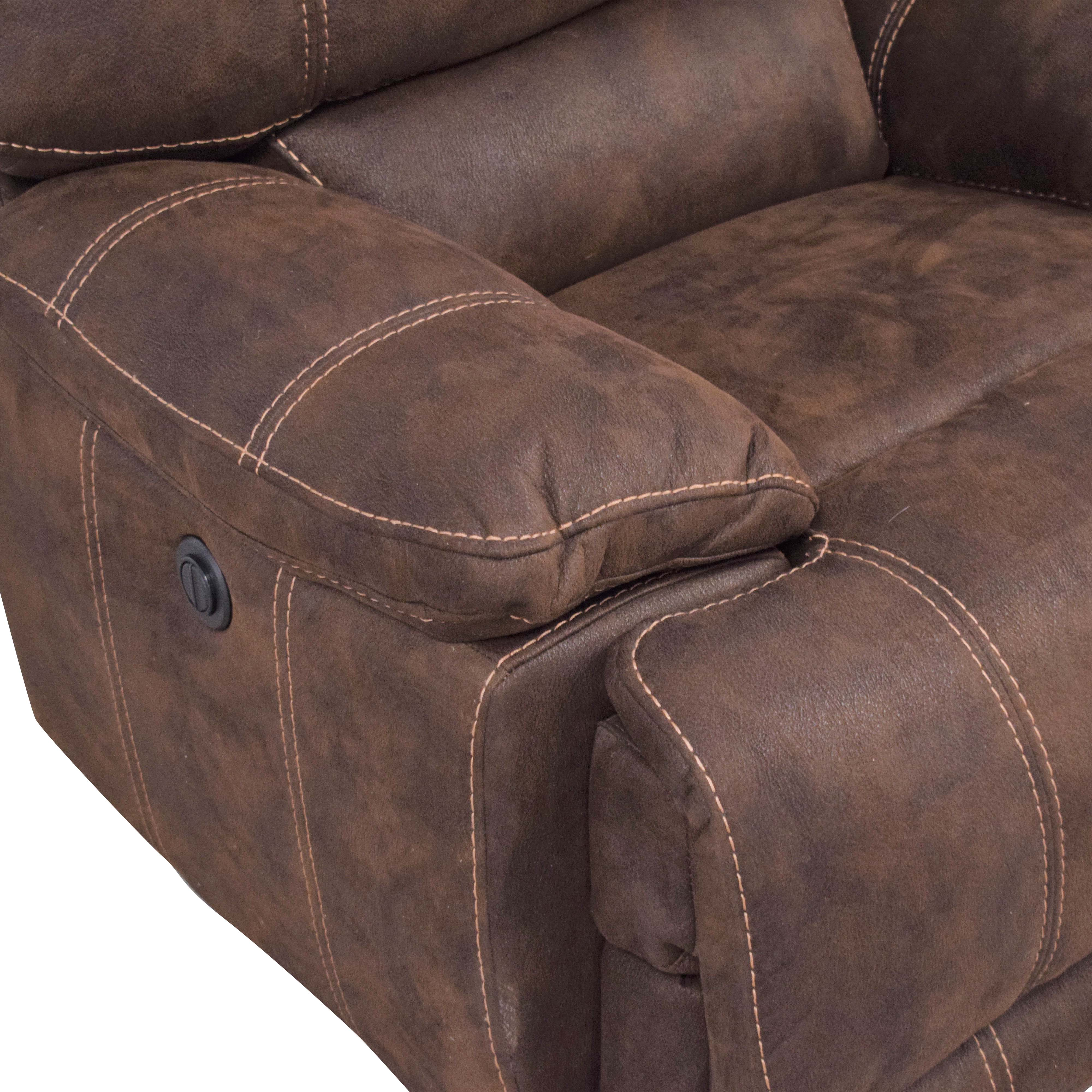 Macy's Macy's Upholstered Recliner coupon