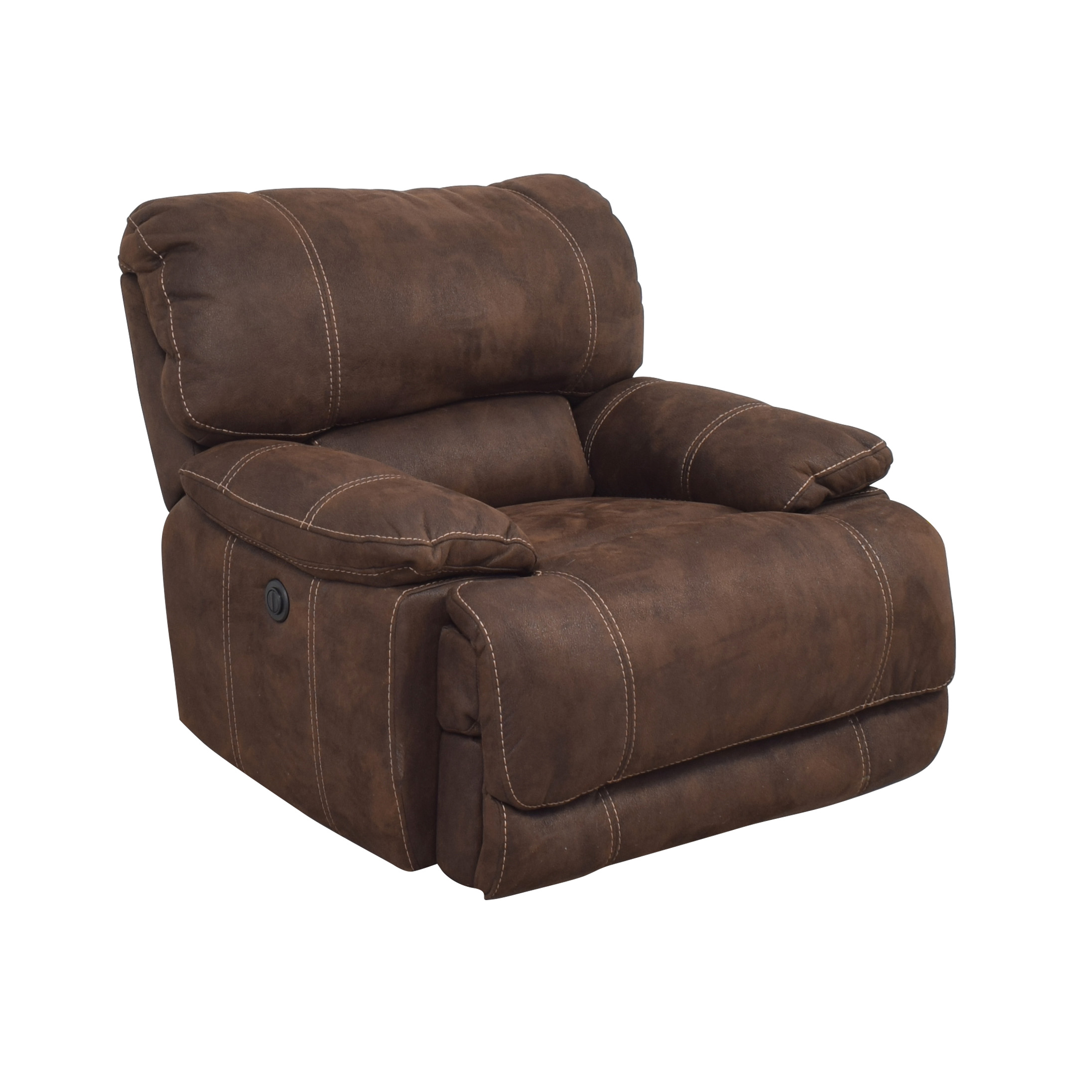 shop Macy's Upholstered Recliner Macy's Recliners