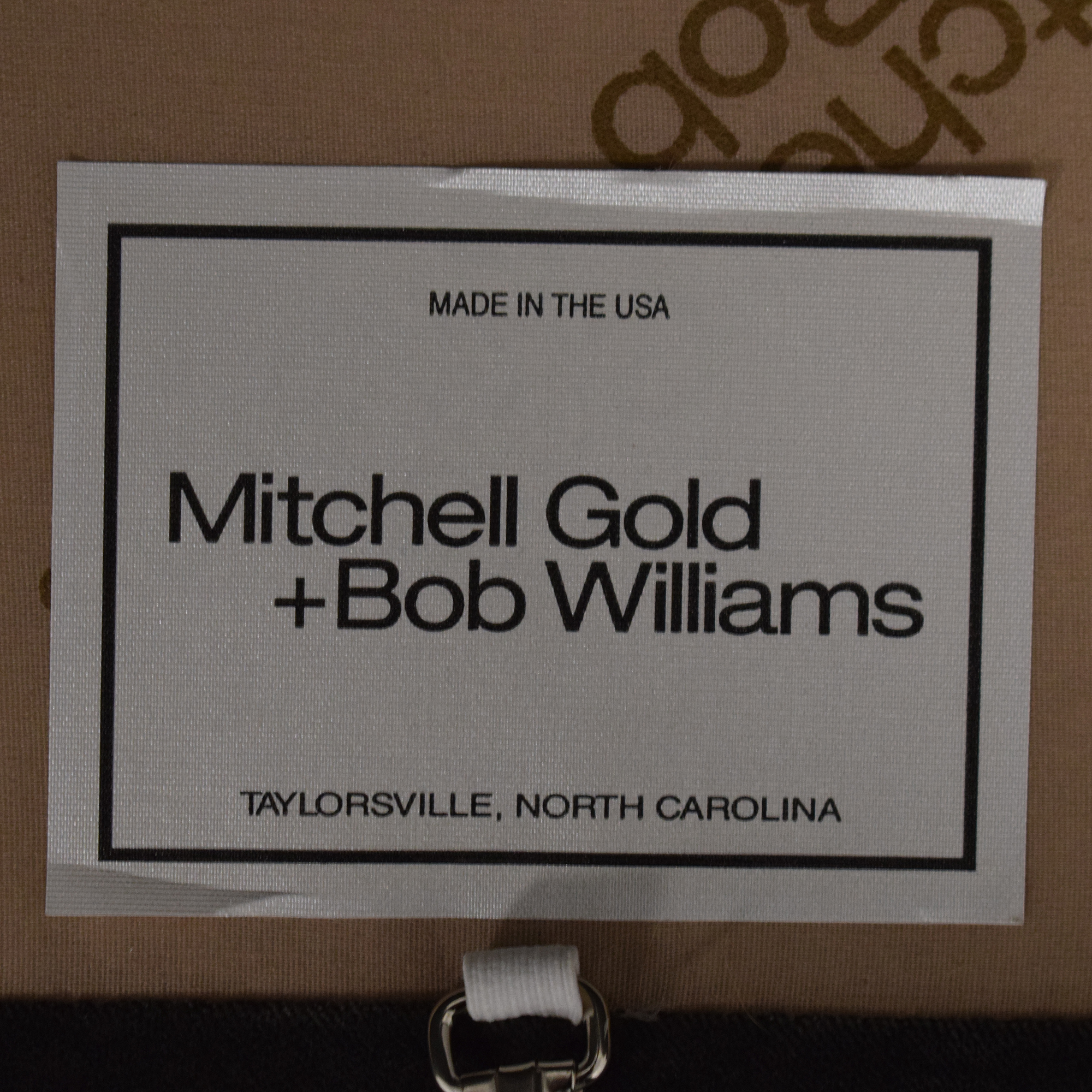 Mitchell Gold + Bob Williams Mitchell Gold + Bob Williams Hunter Studio No Welt Sofa nyc