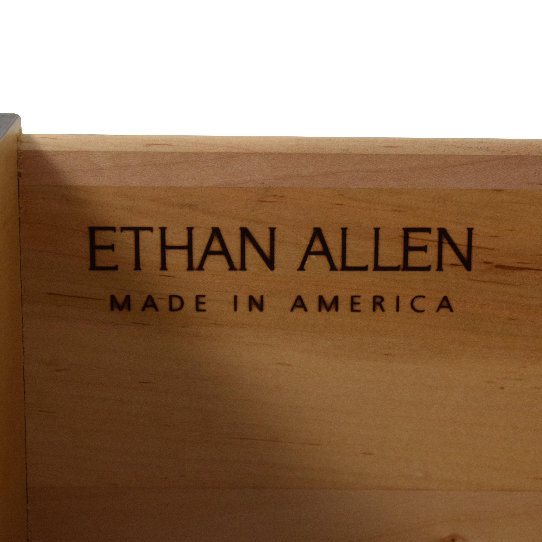 Ethan Allen Ethan Allen Reagan 6-Drawer Dresser black