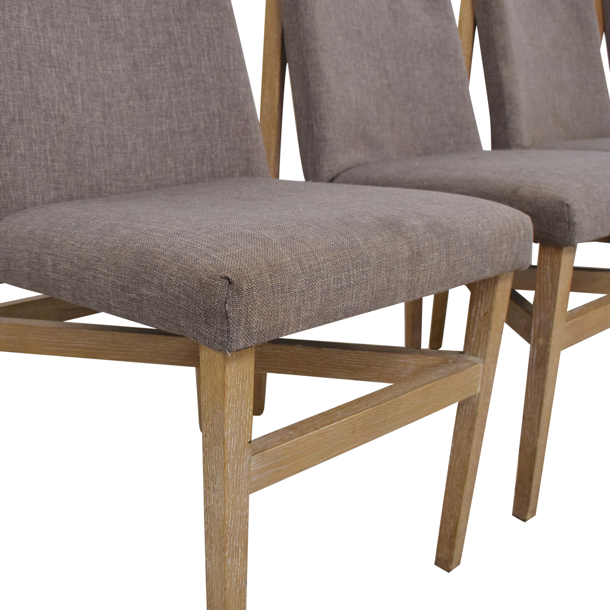 Mid-Century Style Dining Chairs second hand