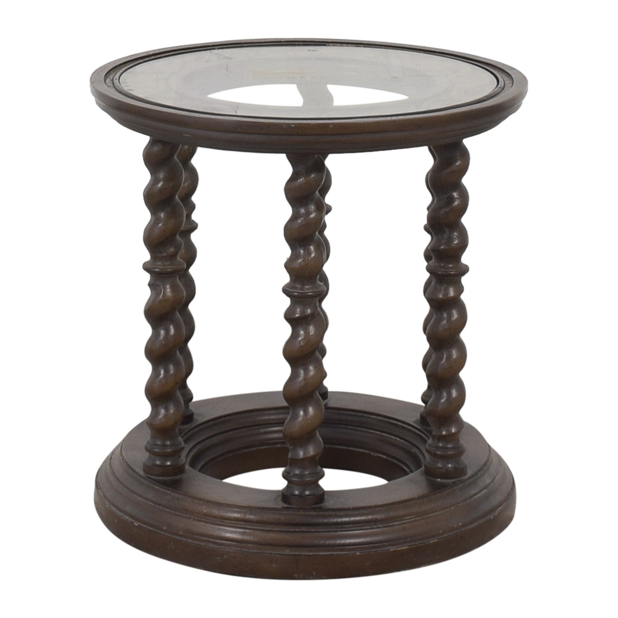 Circular Accent Table pa