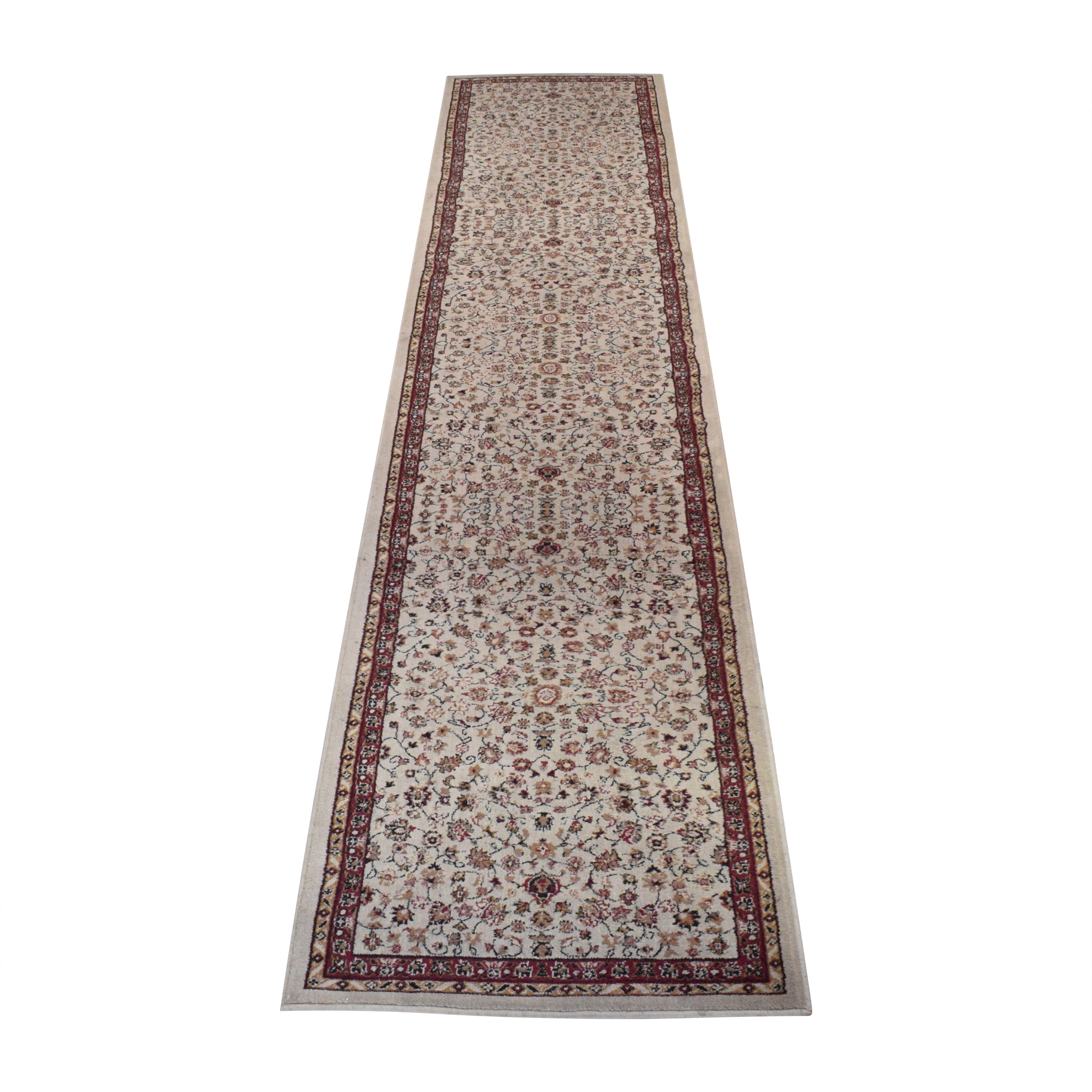 Long Hallway Runner Rug mutlicolored