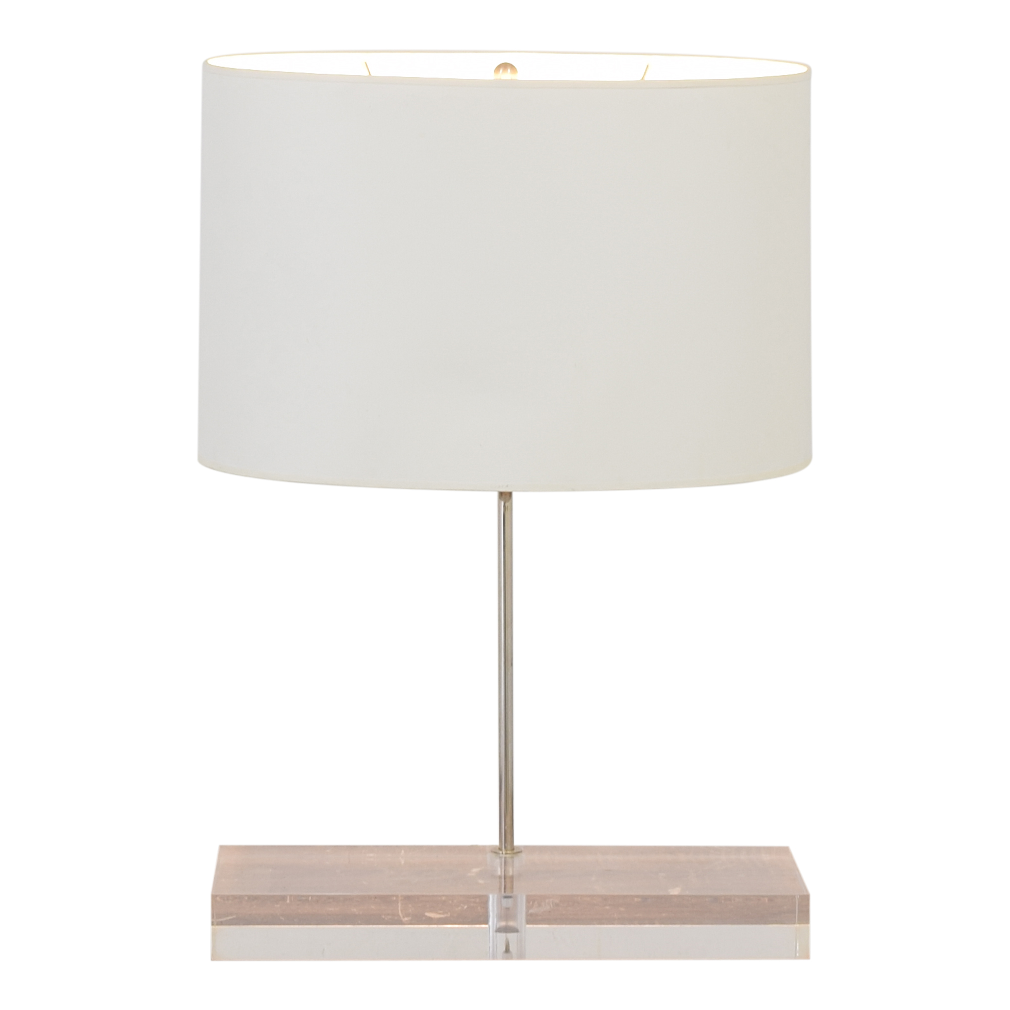 shop Jonathan Adler Modern Acrylic Table Lamp Jonathan Adler Decor