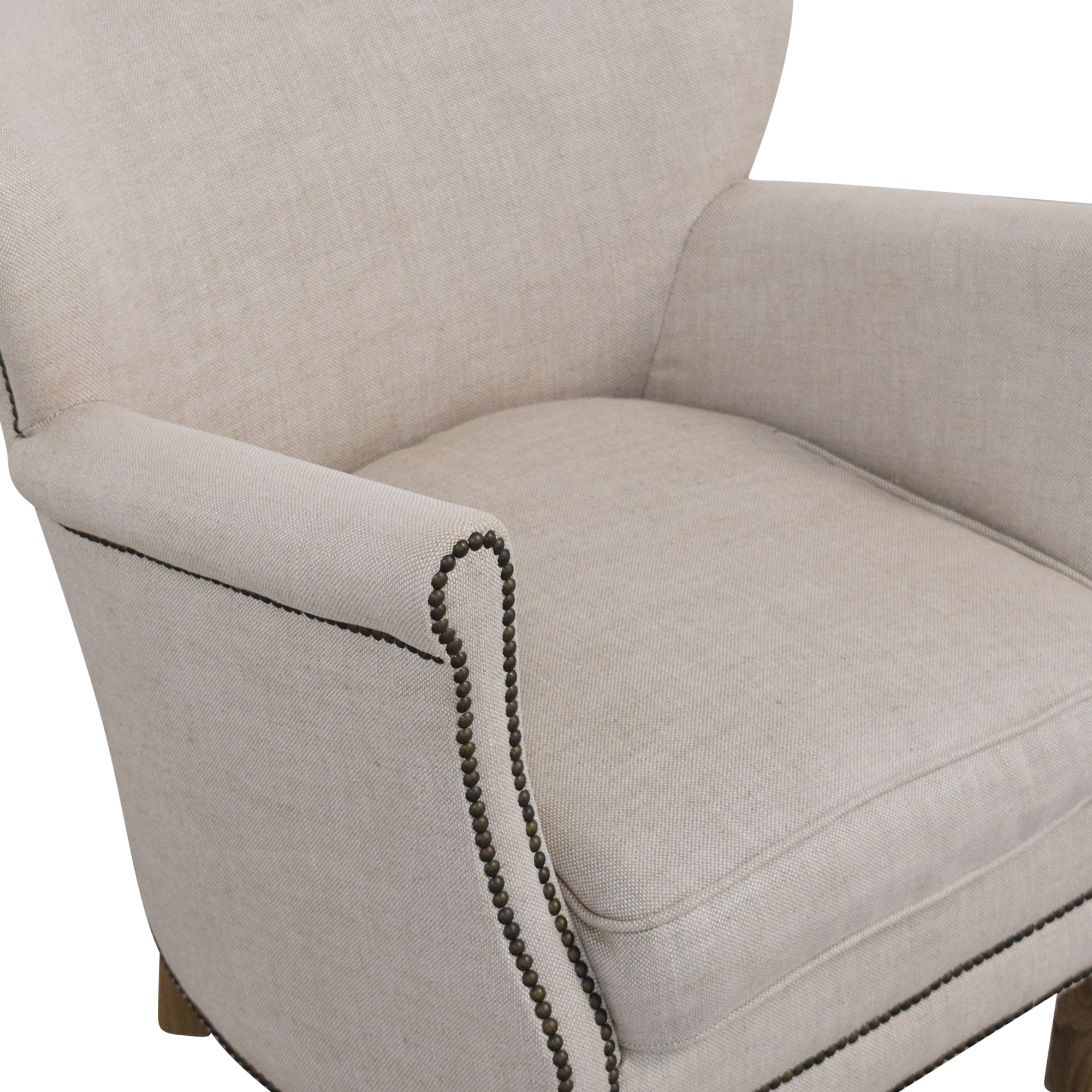 buy Restoration Hardware Restoration Hardware Professors Chair with Nailheads online