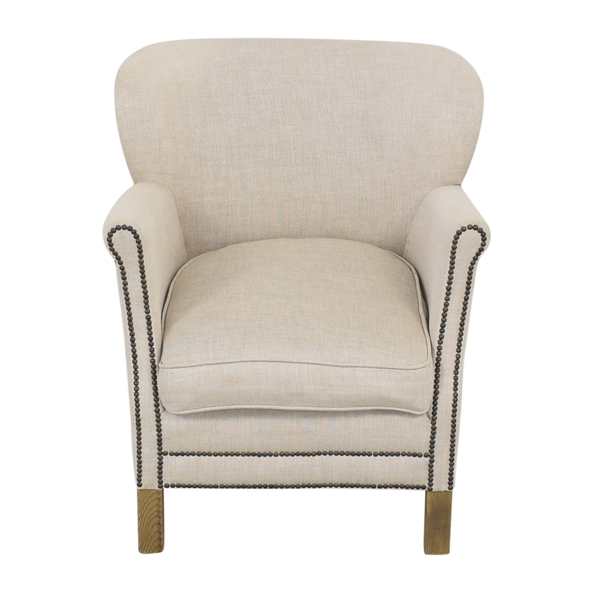 Restoration Hardware Restoration Hardware Professors Chair with Nailheads