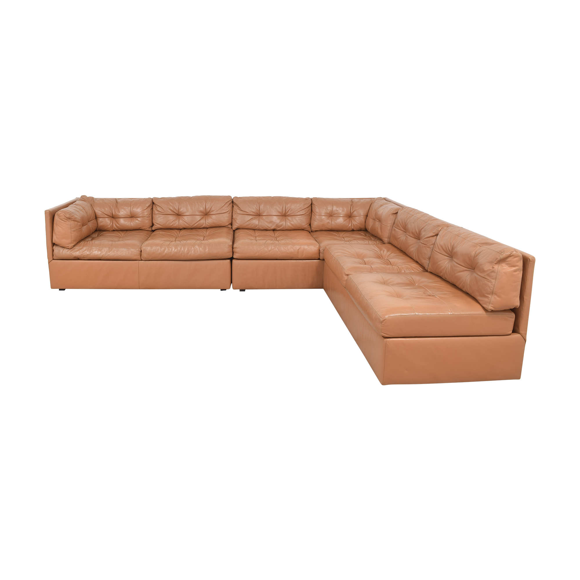 L-Shaped Sectional Sofa