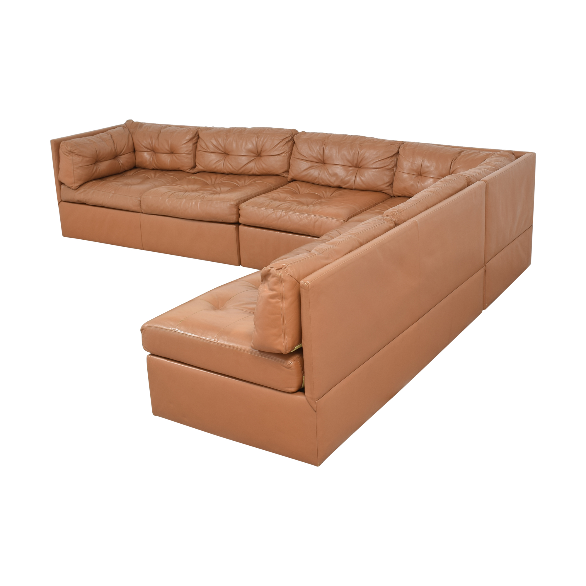L-Shaped Sectional Sofa ct
