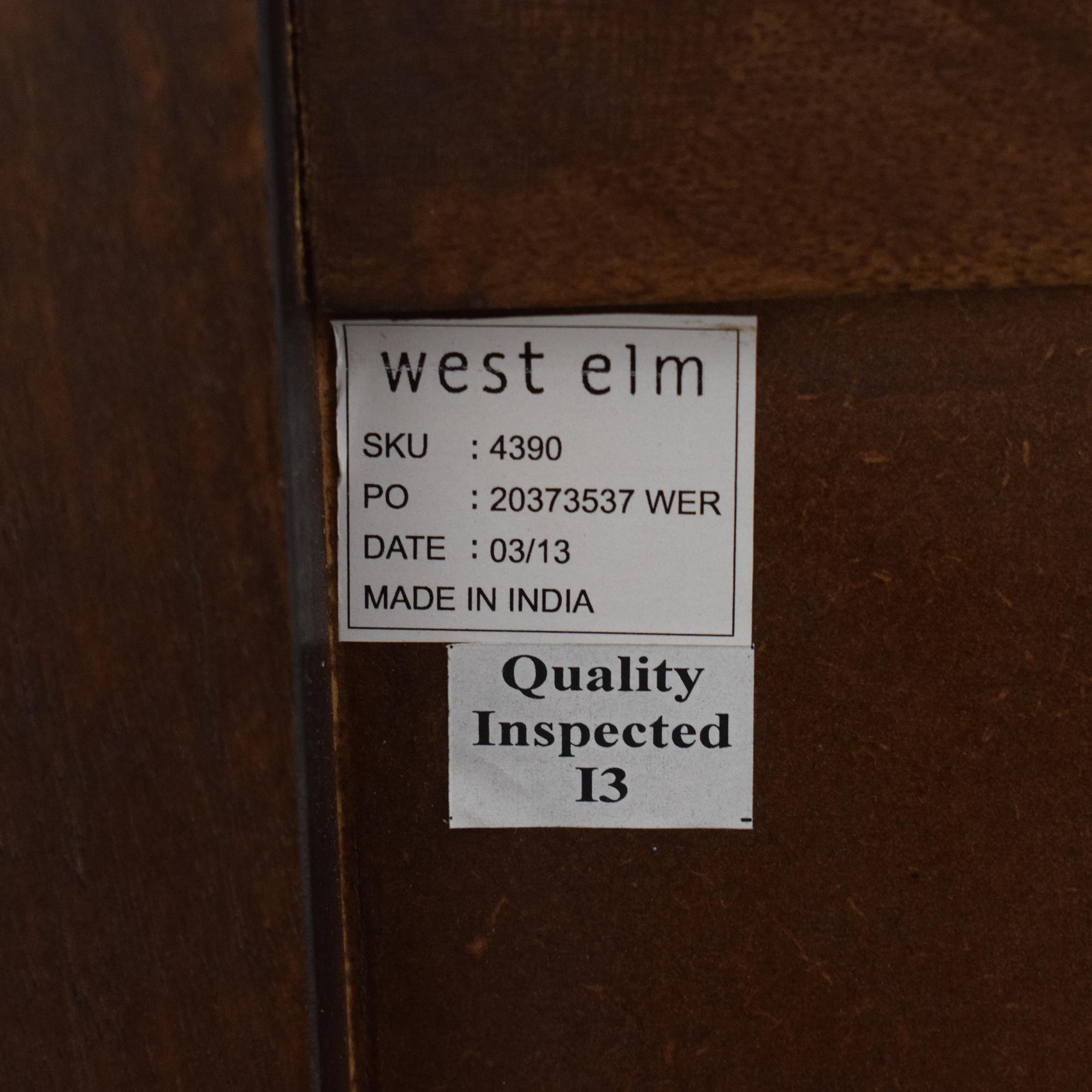 West Elm West Elm Boerum Three Drawer Dresser ma