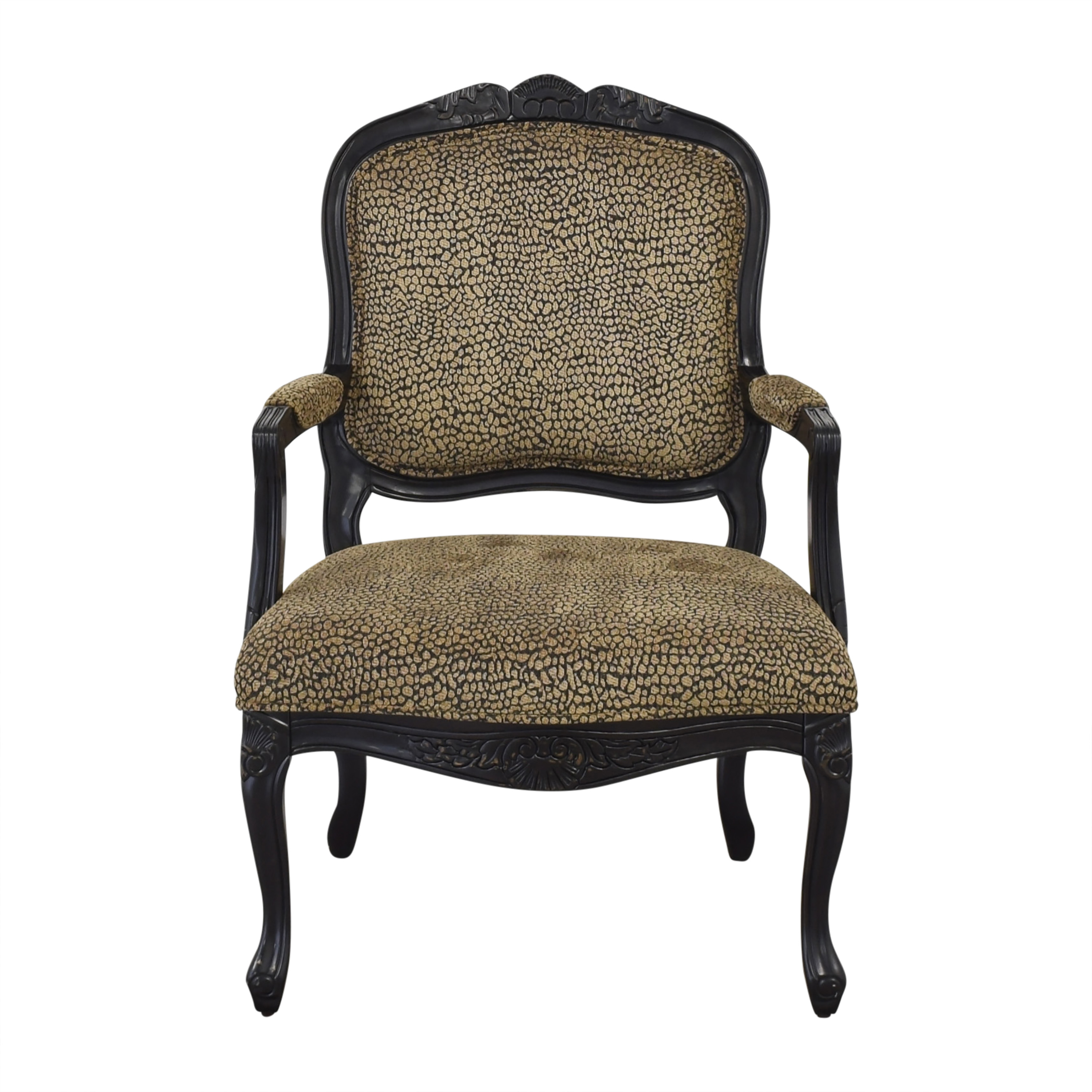 Coast to Coast Accents Coast to Coast Animal Print Accent Chair nj