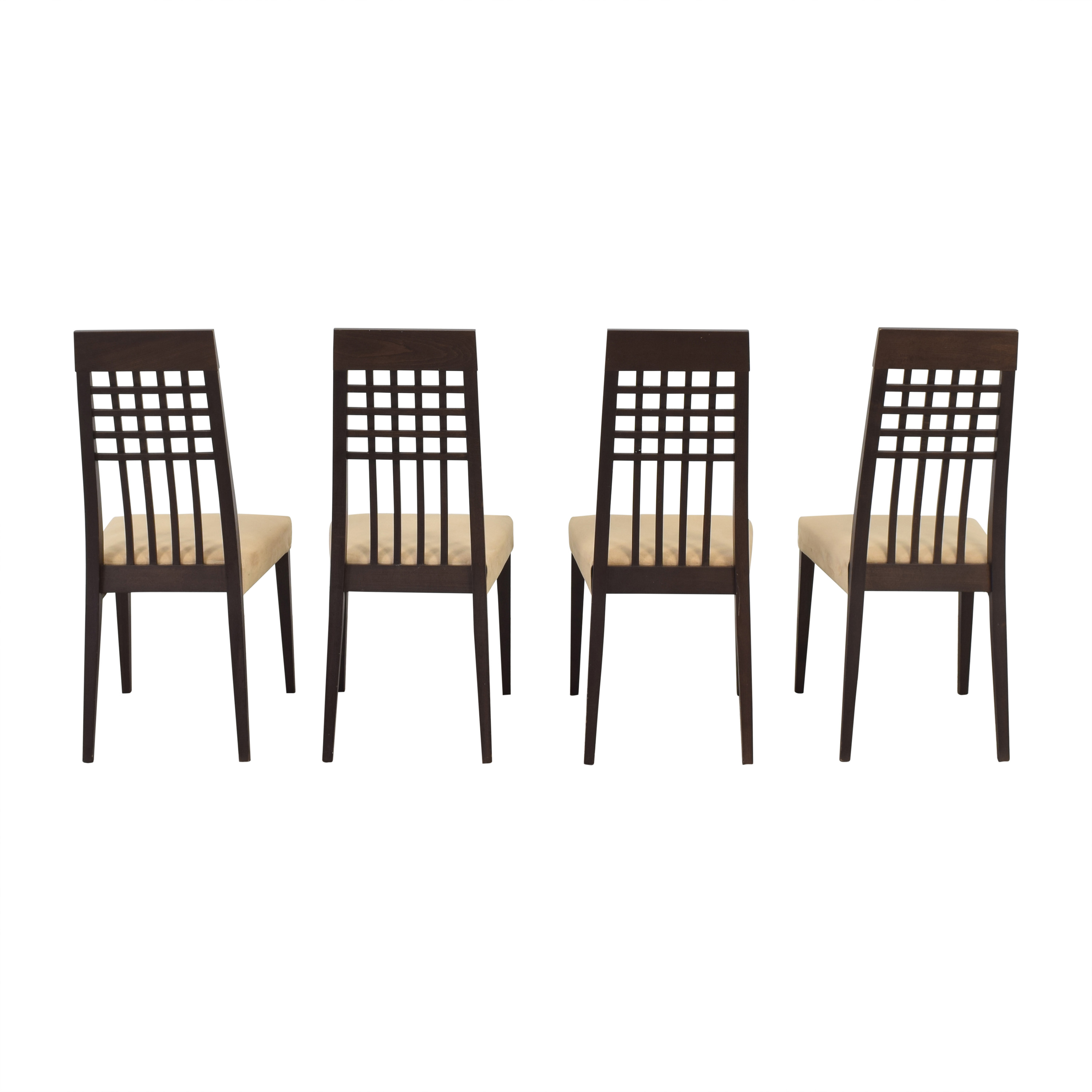 Calligaris Calligaris Upholstered Dining Chairs dimensions