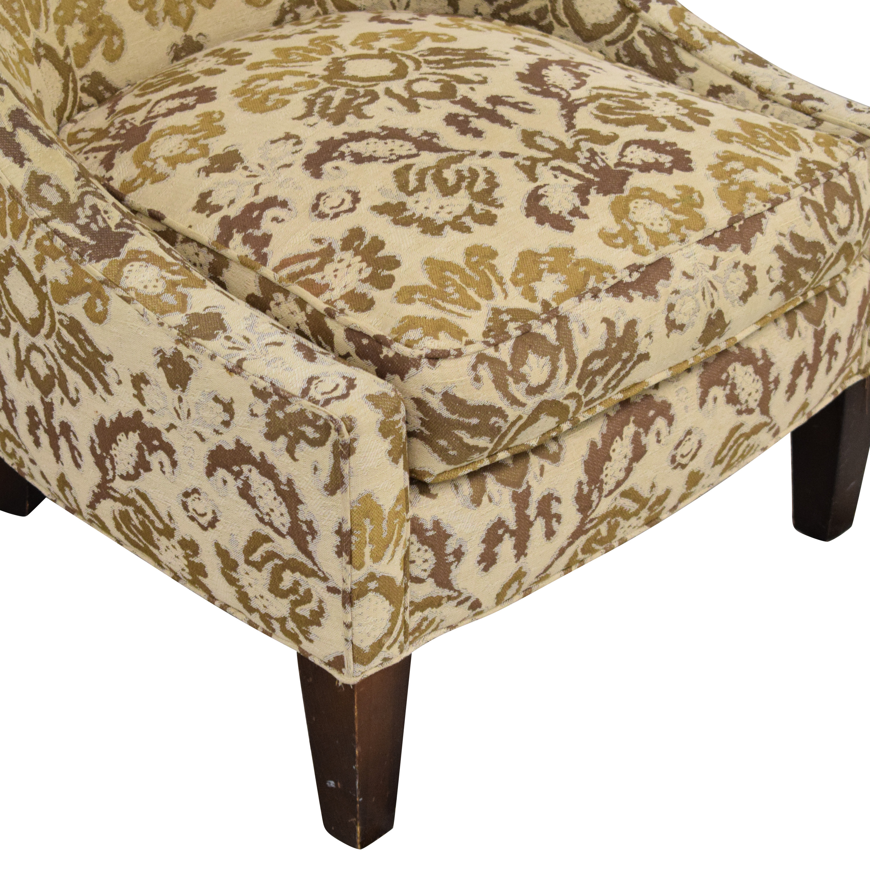 Williams Sonoma Upholstered Accent Chair sale