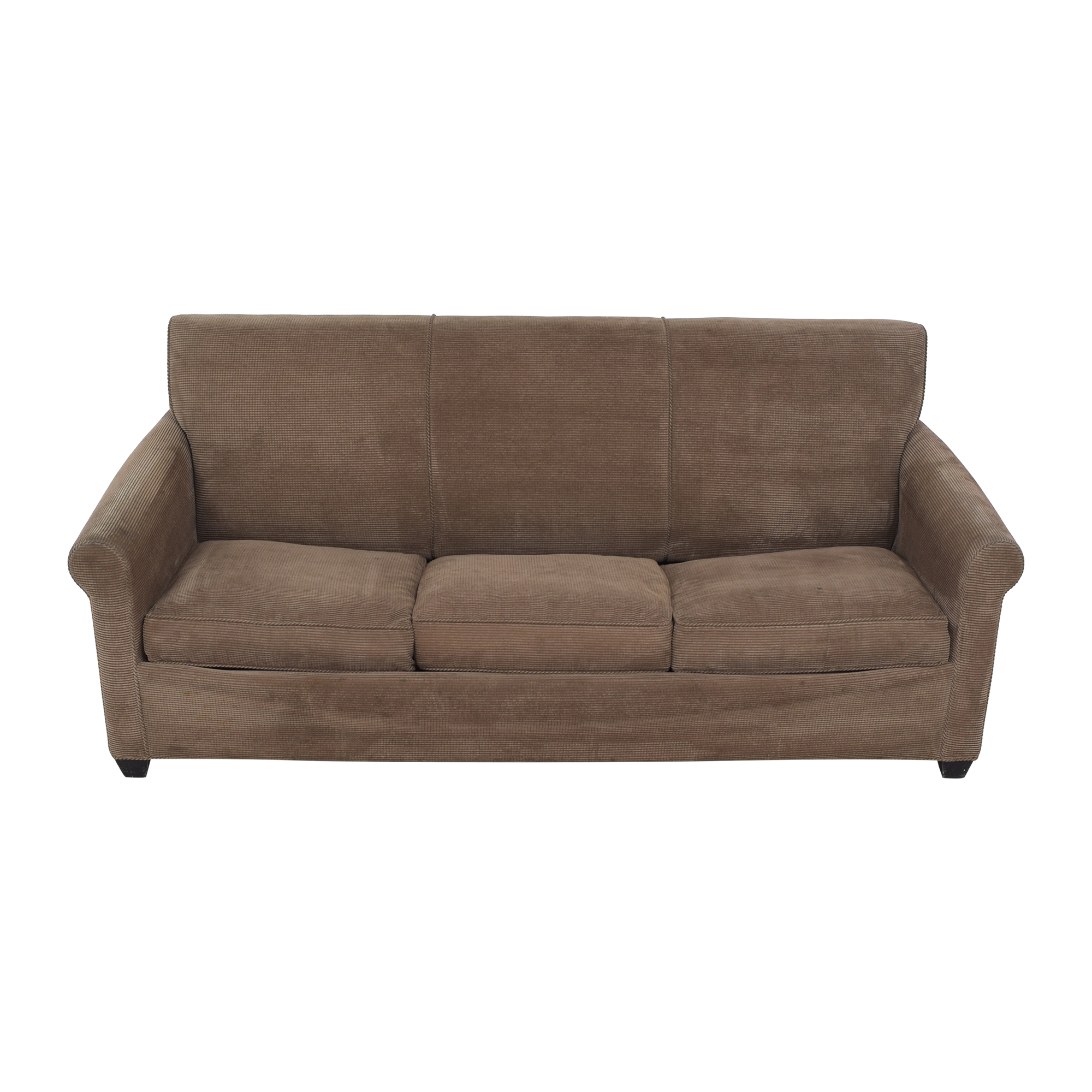 Crate & Barrel Sleeper Sofa / Sofas