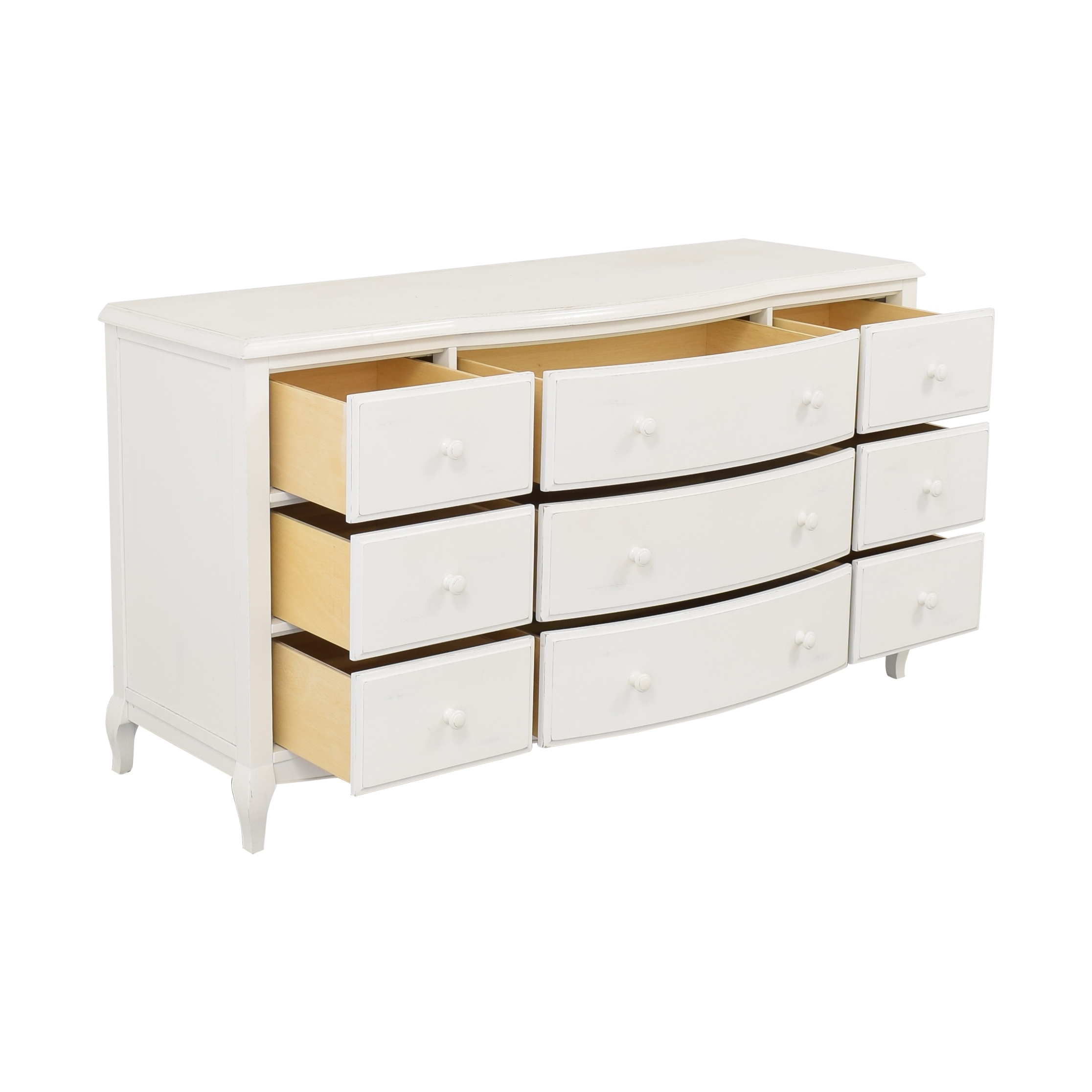 buy Pottery Barn Teen Pottery Barn Teen Lilac 9-Drawer Wide Dresser online