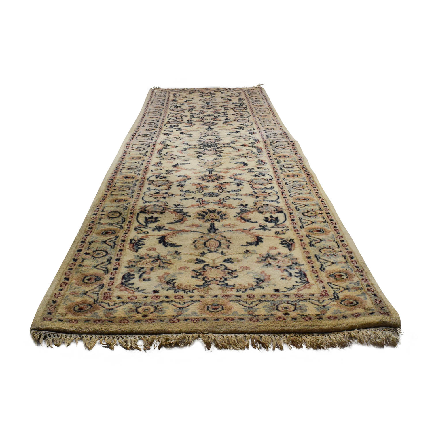 Bloomingdales Wool Rug Runner / Rugs