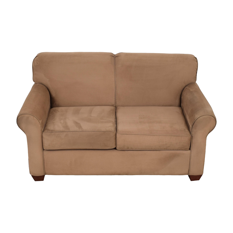 Klaussner Klaussner Two Cushion Loveseat Loveseats