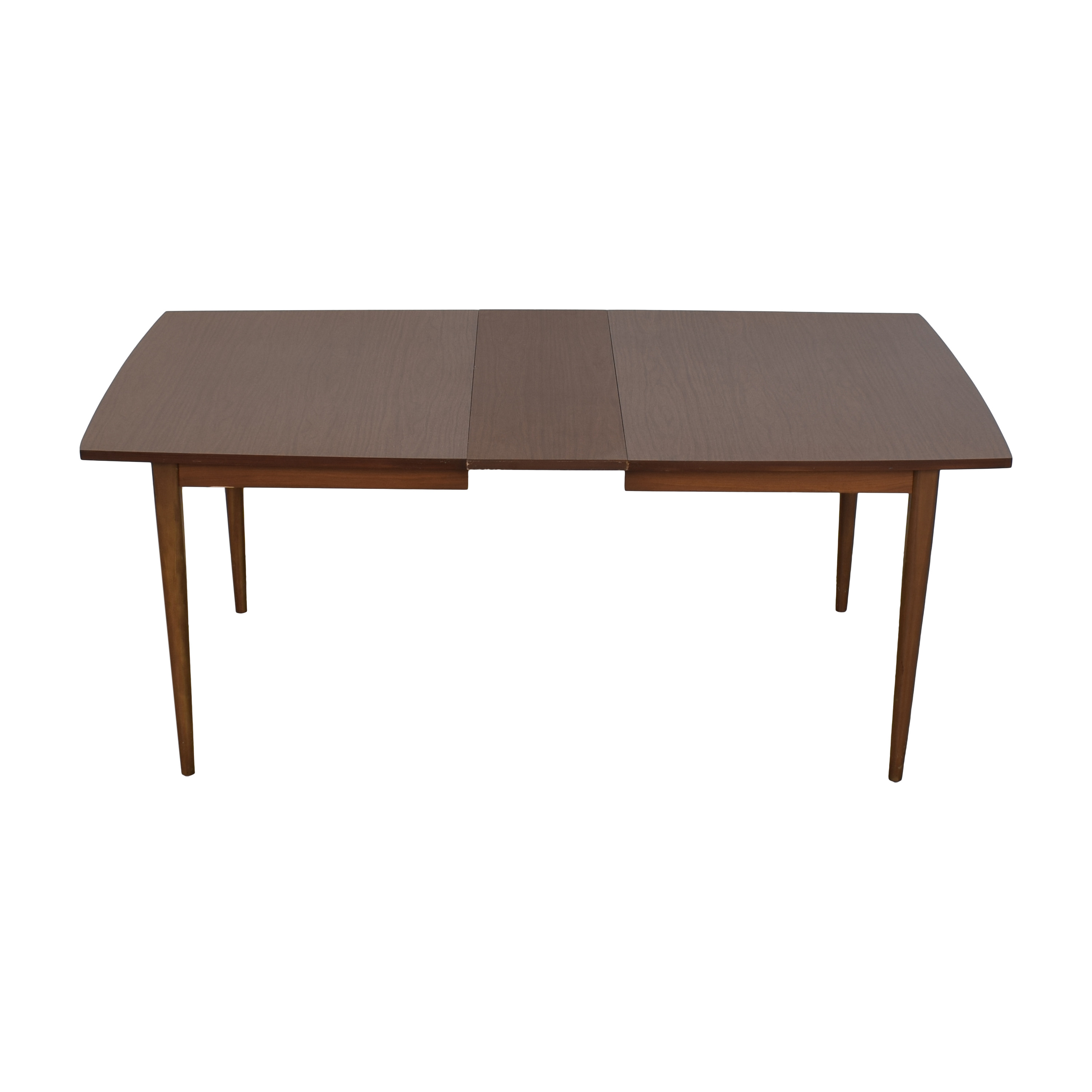 buy Mid Century Extendable Dining Room Table  Tables