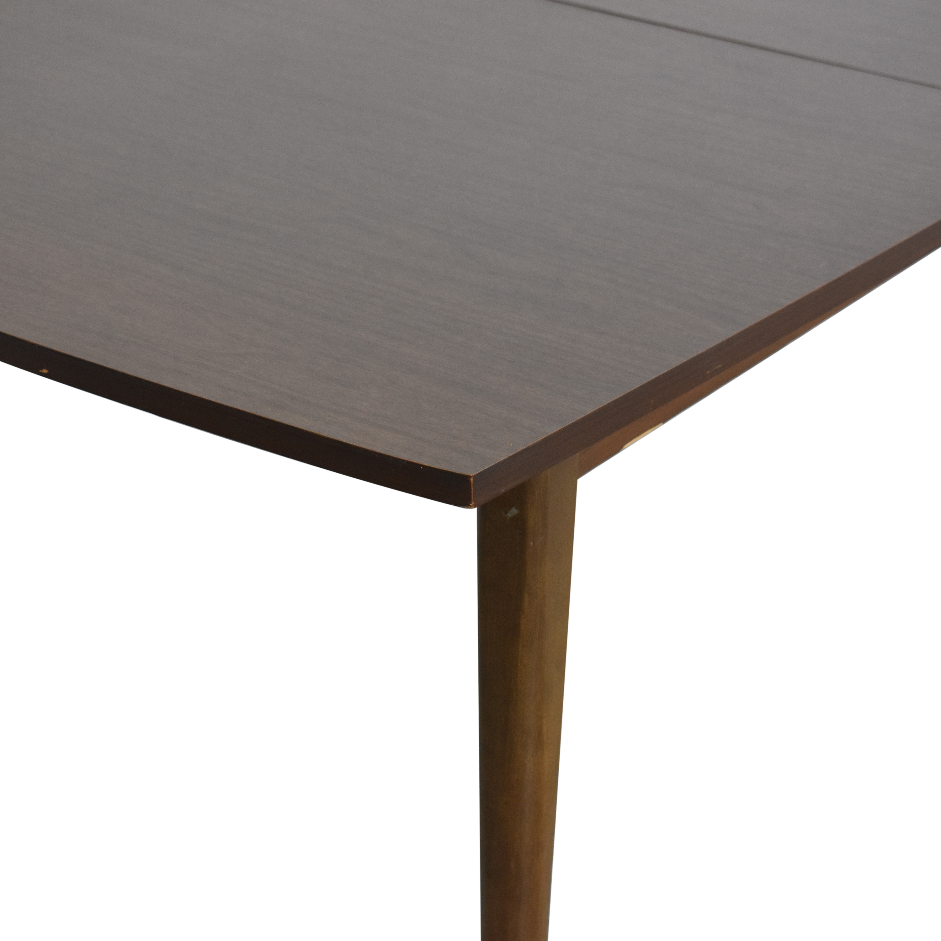 buy  Mid Century Extendable Dining Room Table online