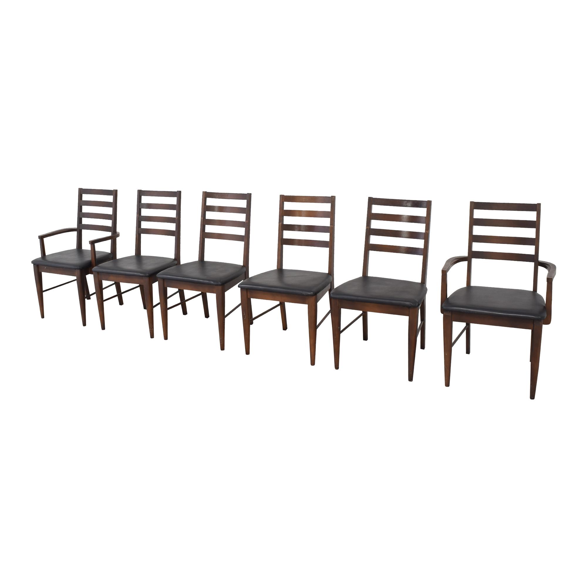 Lenoir Chair Company Lenoir Dining Chairs dimensions