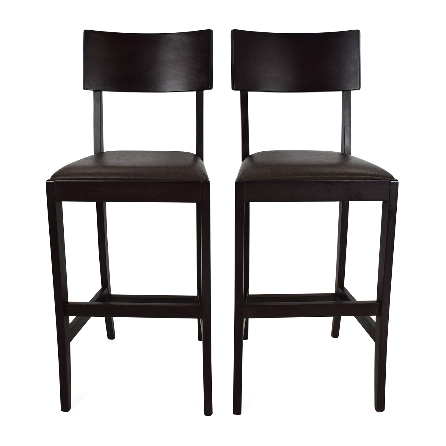 Crate and Barrel Crate and Barrel Bar Stools second hand